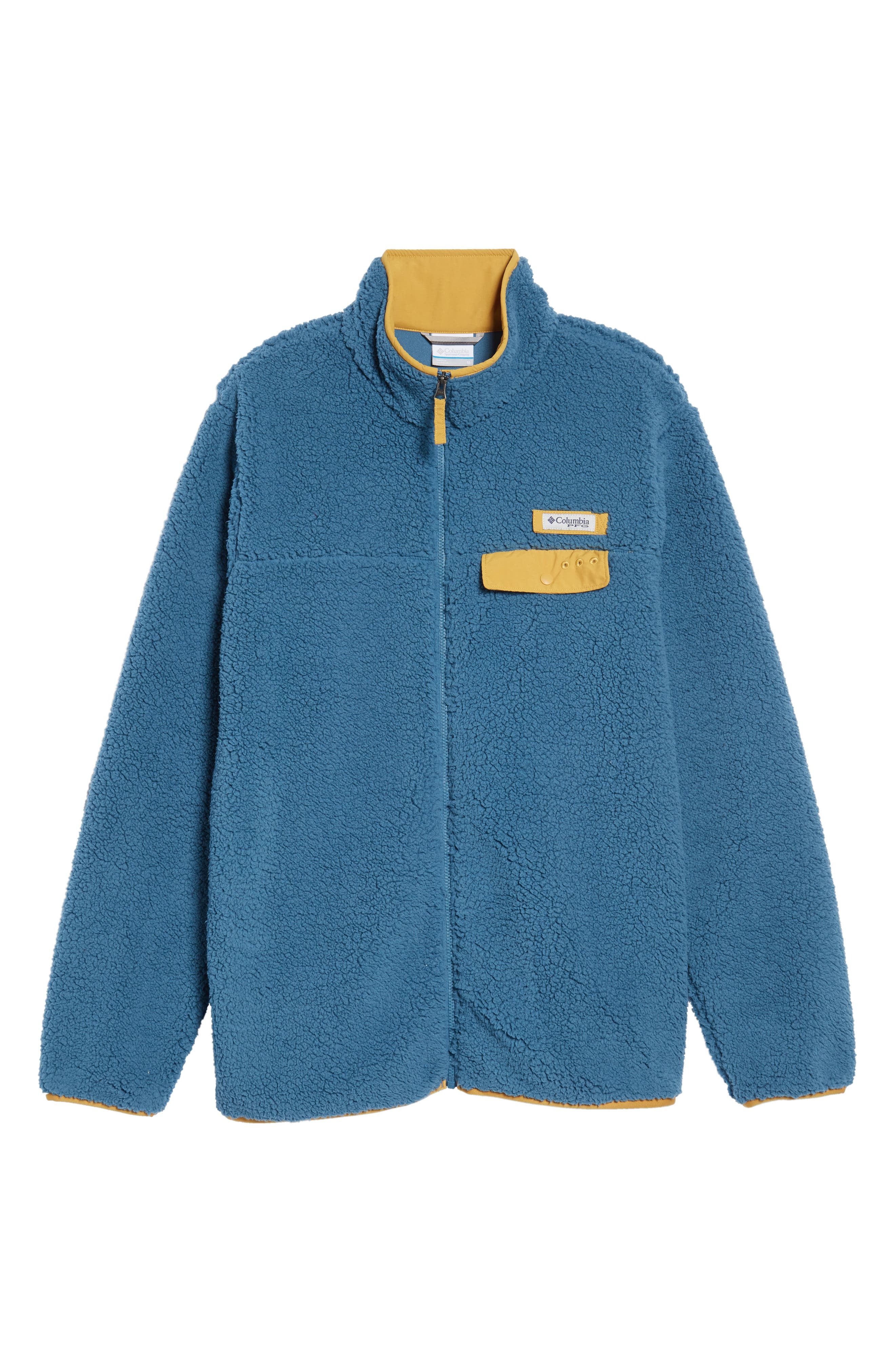 Harborside Fleece Jacket,                             Alternate thumbnail 23, color,