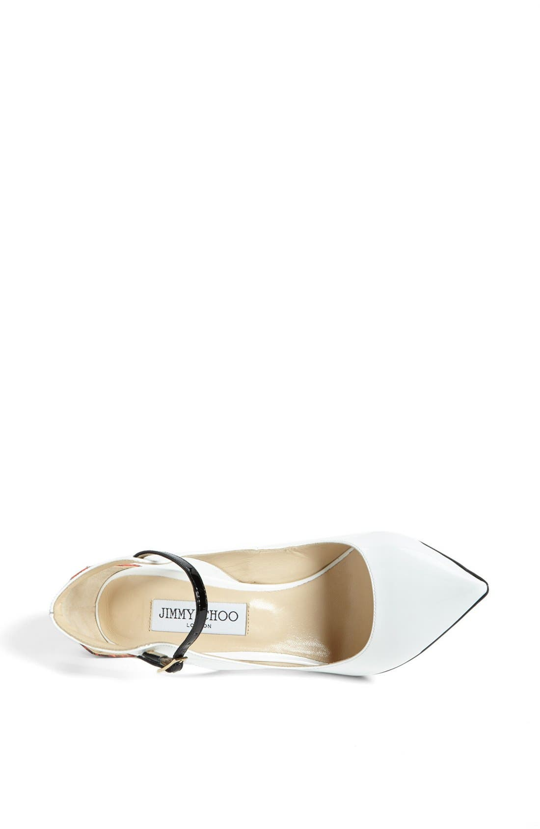 'Maiden' Pointy Toe Pump,                             Alternate thumbnail 2, color,                             100
