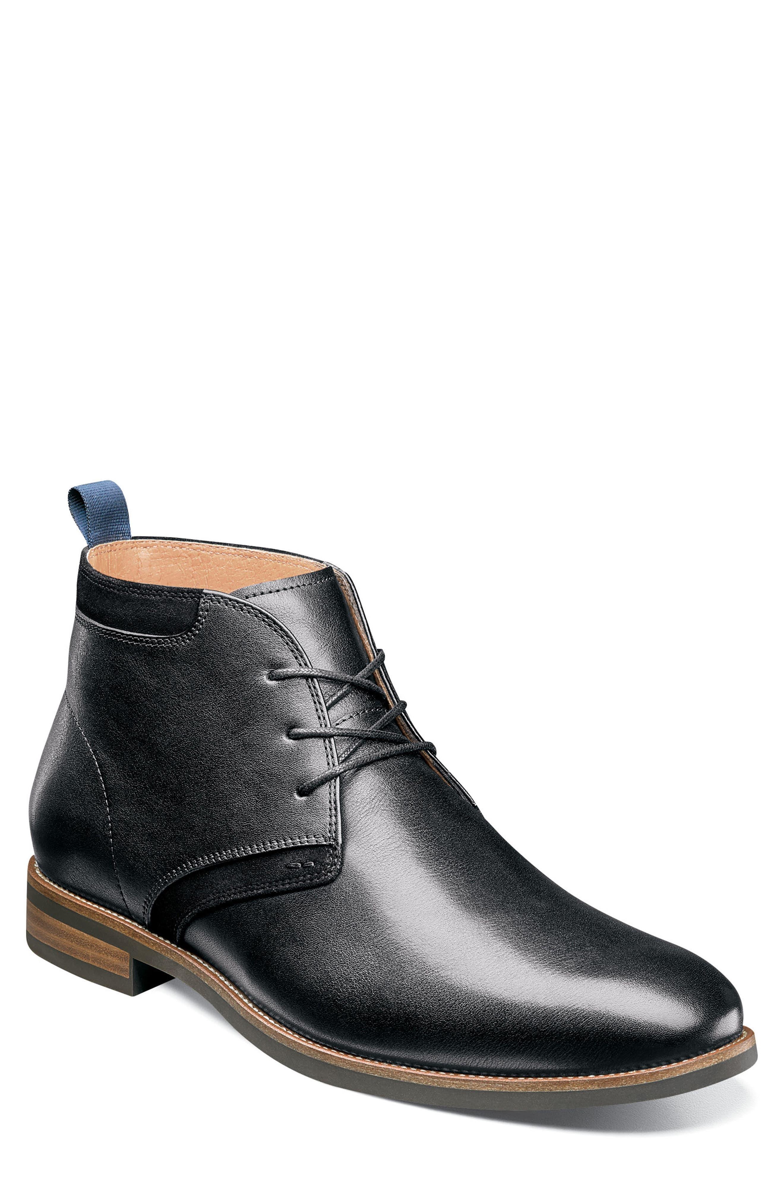 Florsheim Uptown Chukka Boot - Black