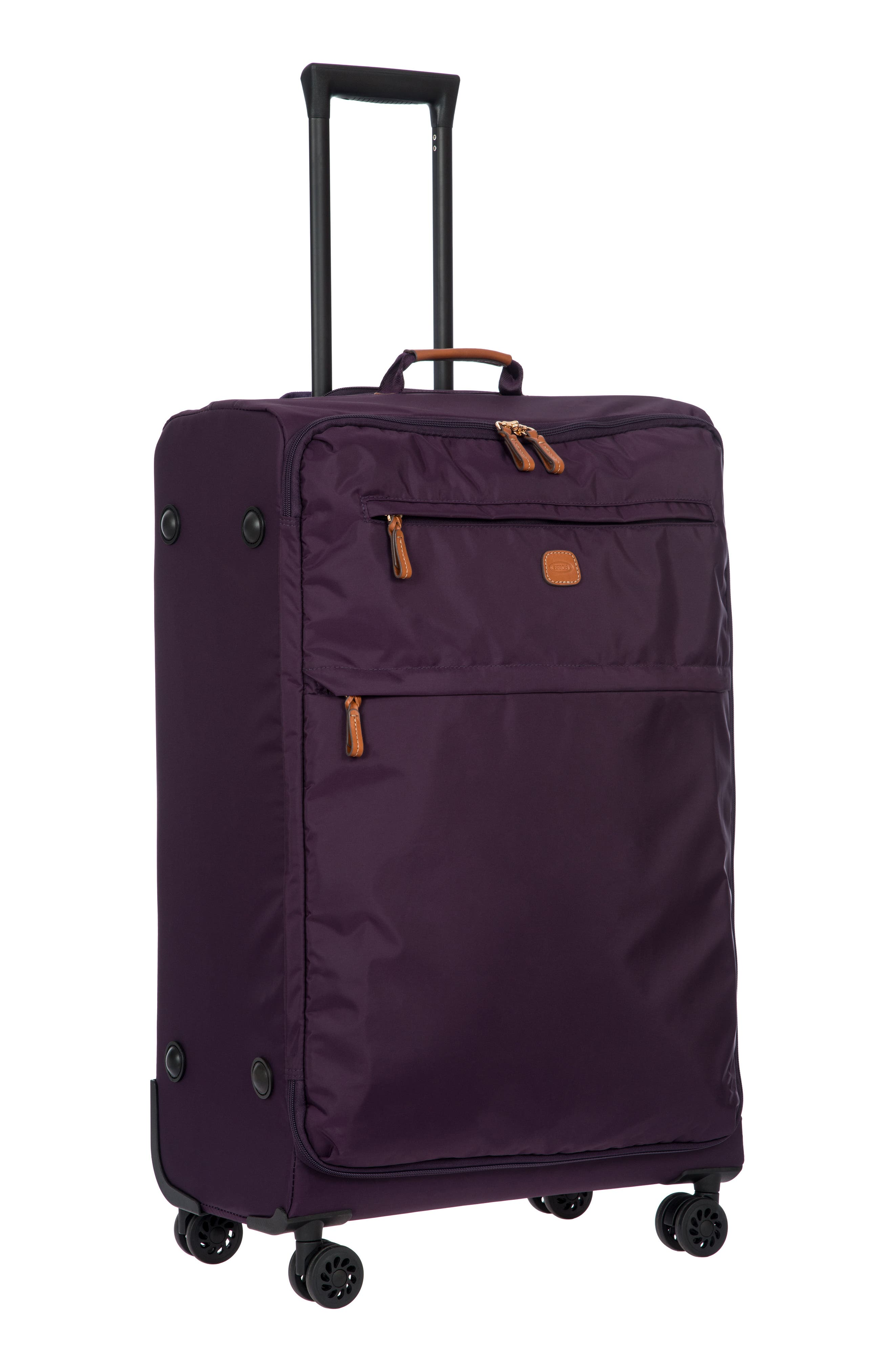 X-Bag 30-Inch Spinner Suitcase,                             Alternate thumbnail 5, color,                             VIOLET