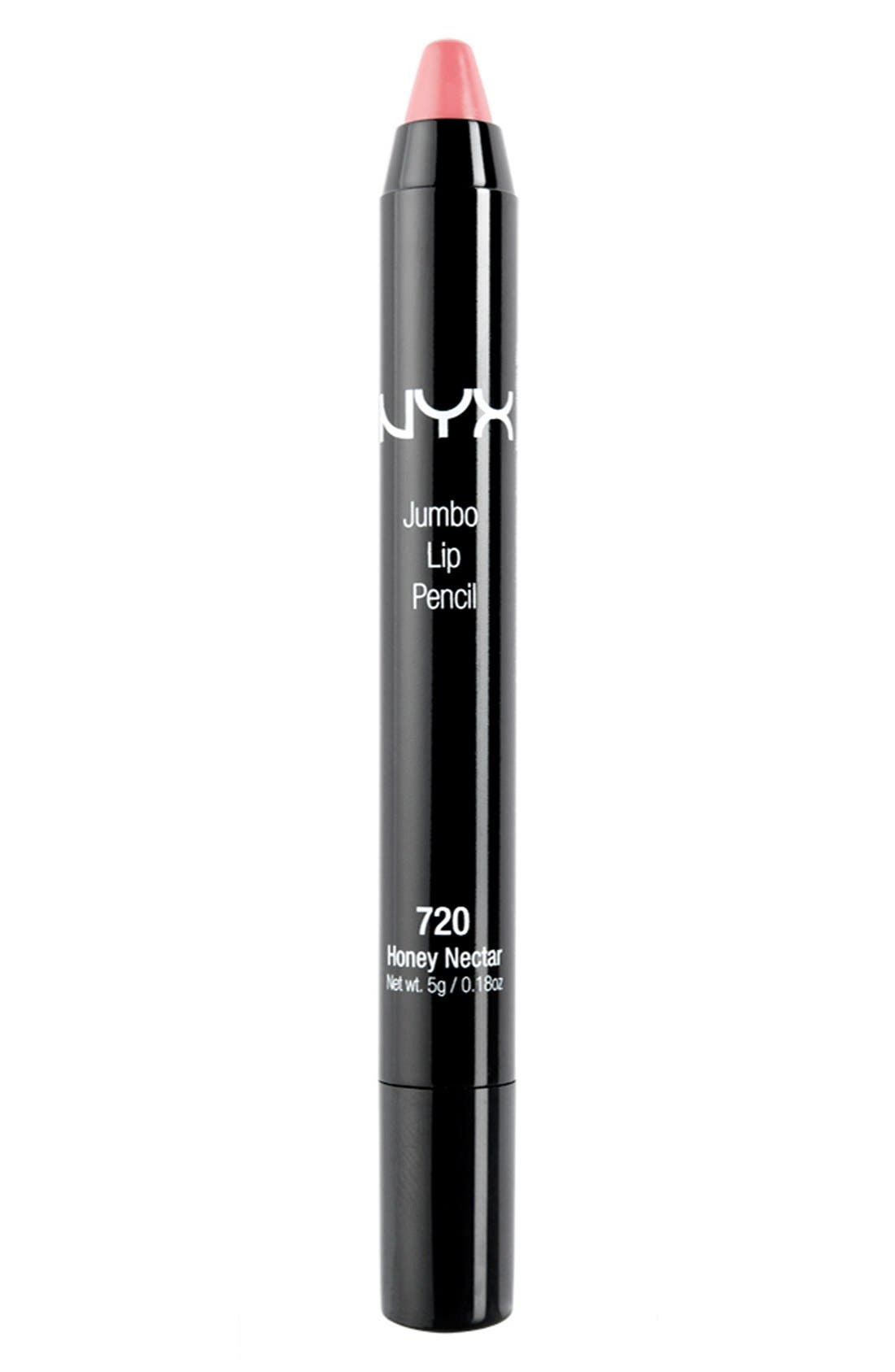 NYX Jumbo Lip Pencil, Main, color, 960