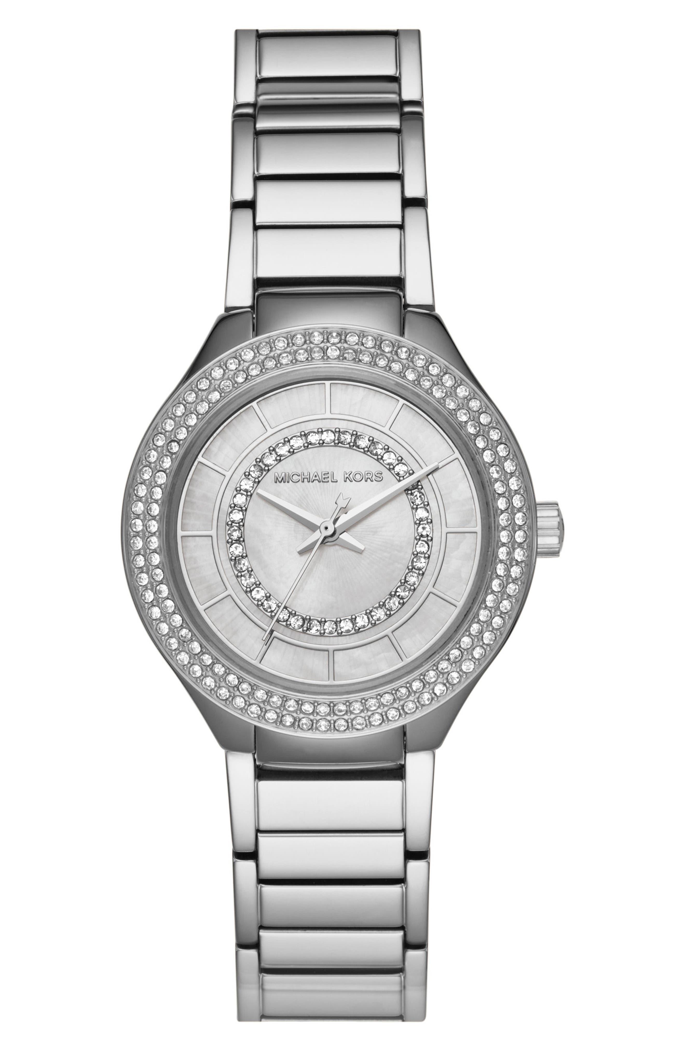 Kerry Bracelet Watch, 33mm,                         Main,                         color, 040