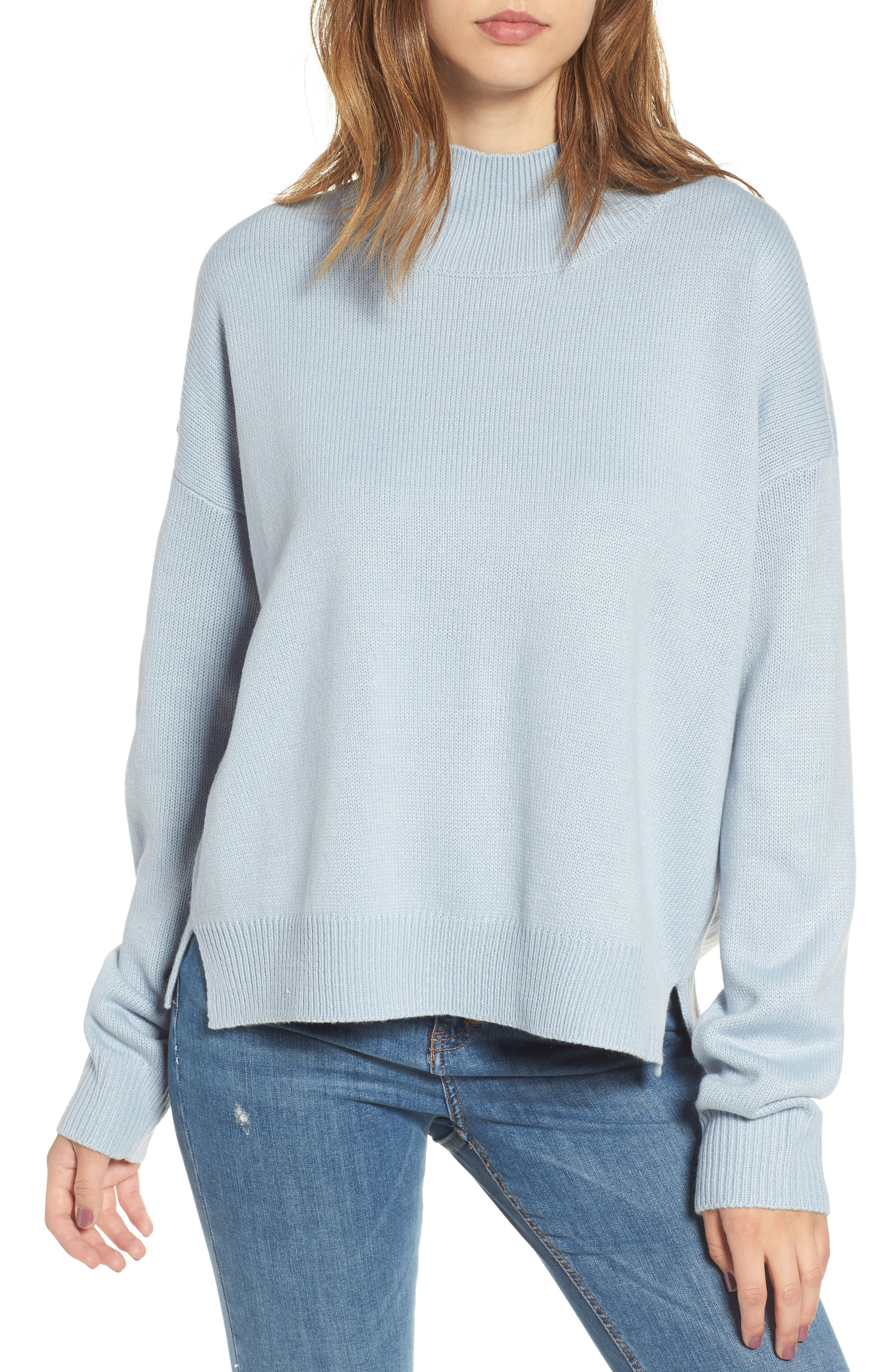 Oversize Sweater,                             Main thumbnail 1, color,                             400