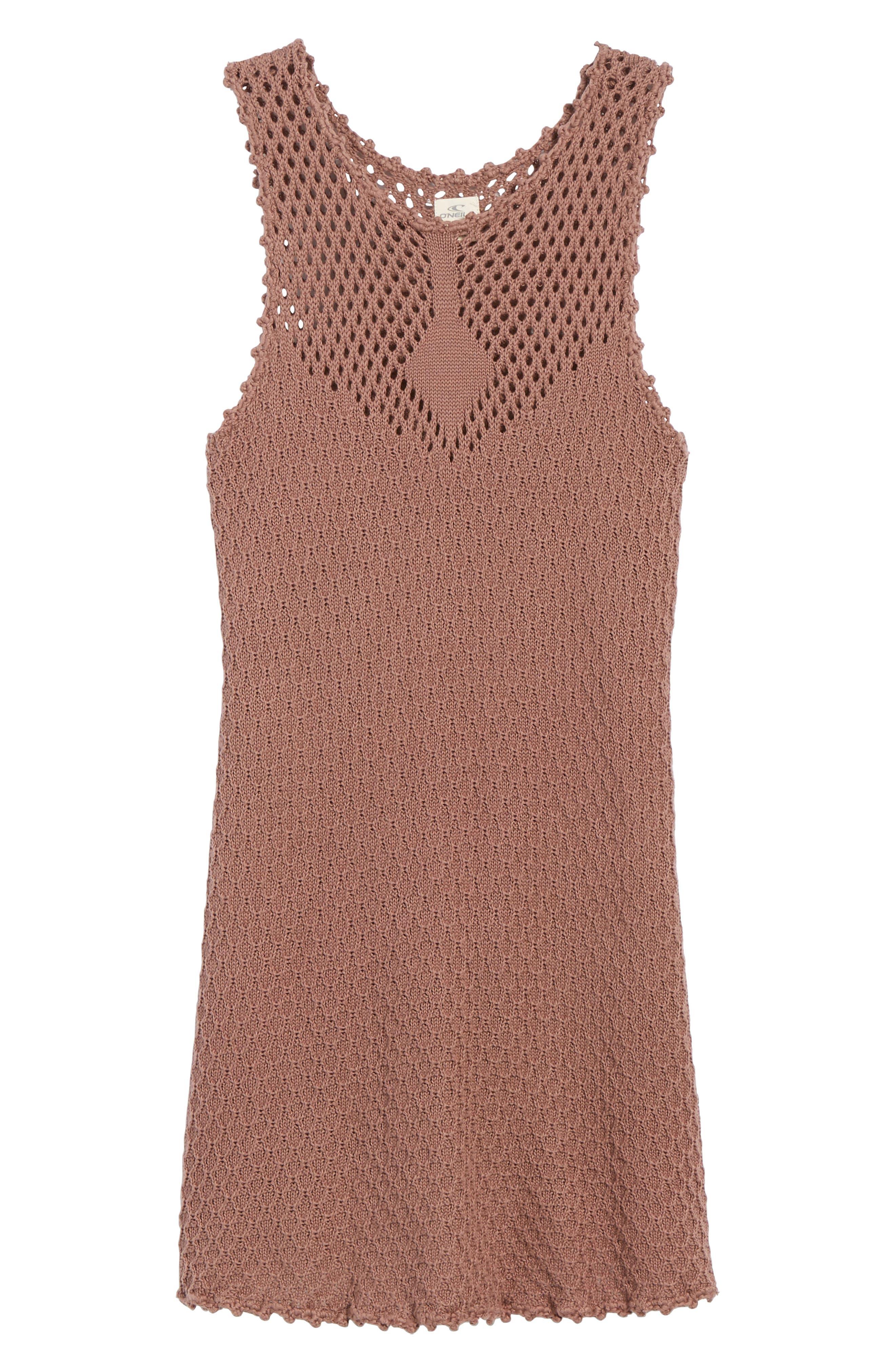 Juno Knit Dress,                             Alternate thumbnail 6, color,                             200