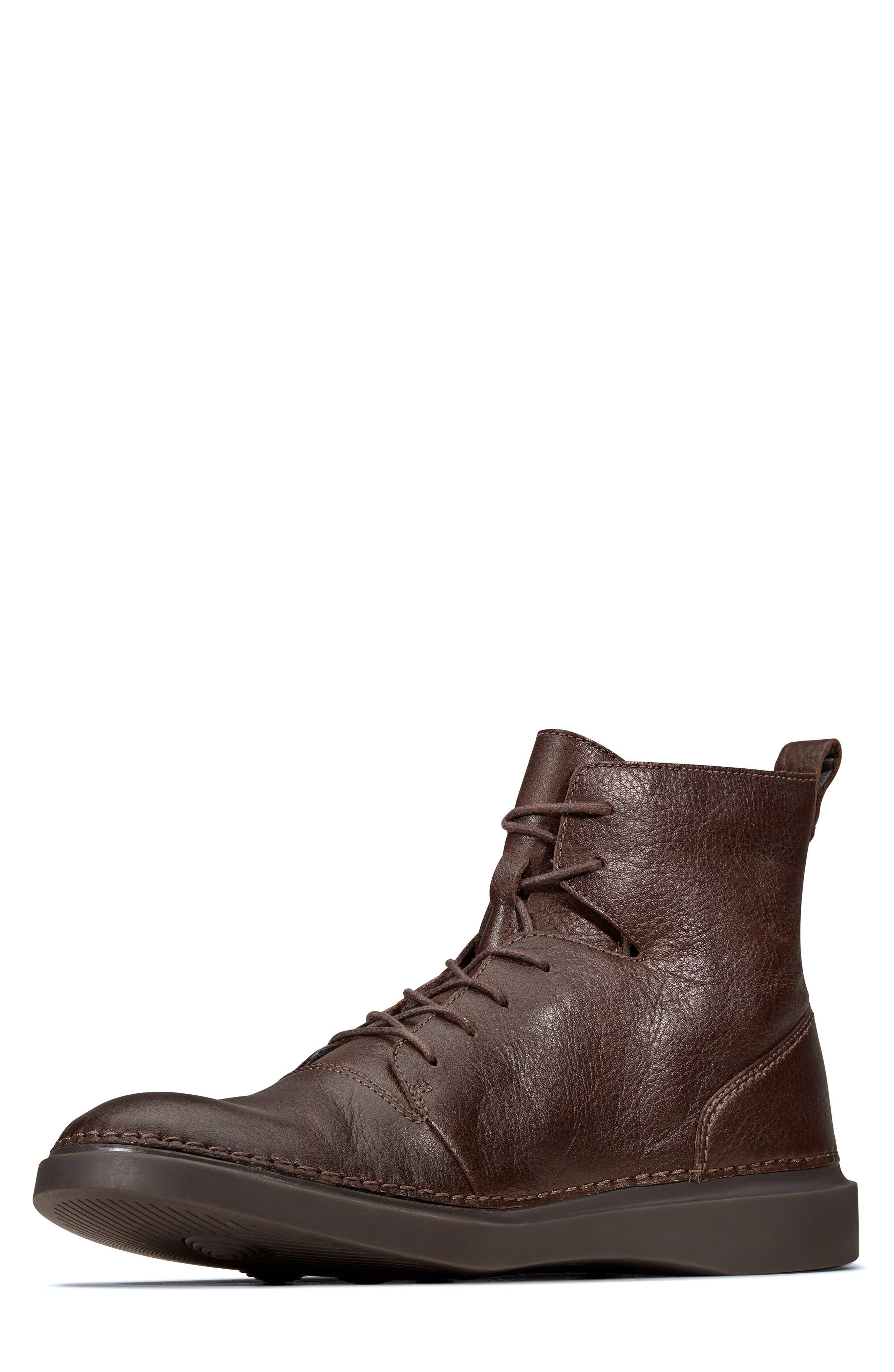 Hale Rise Plain Toe Boot,                             Alternate thumbnail 6, color,                             213