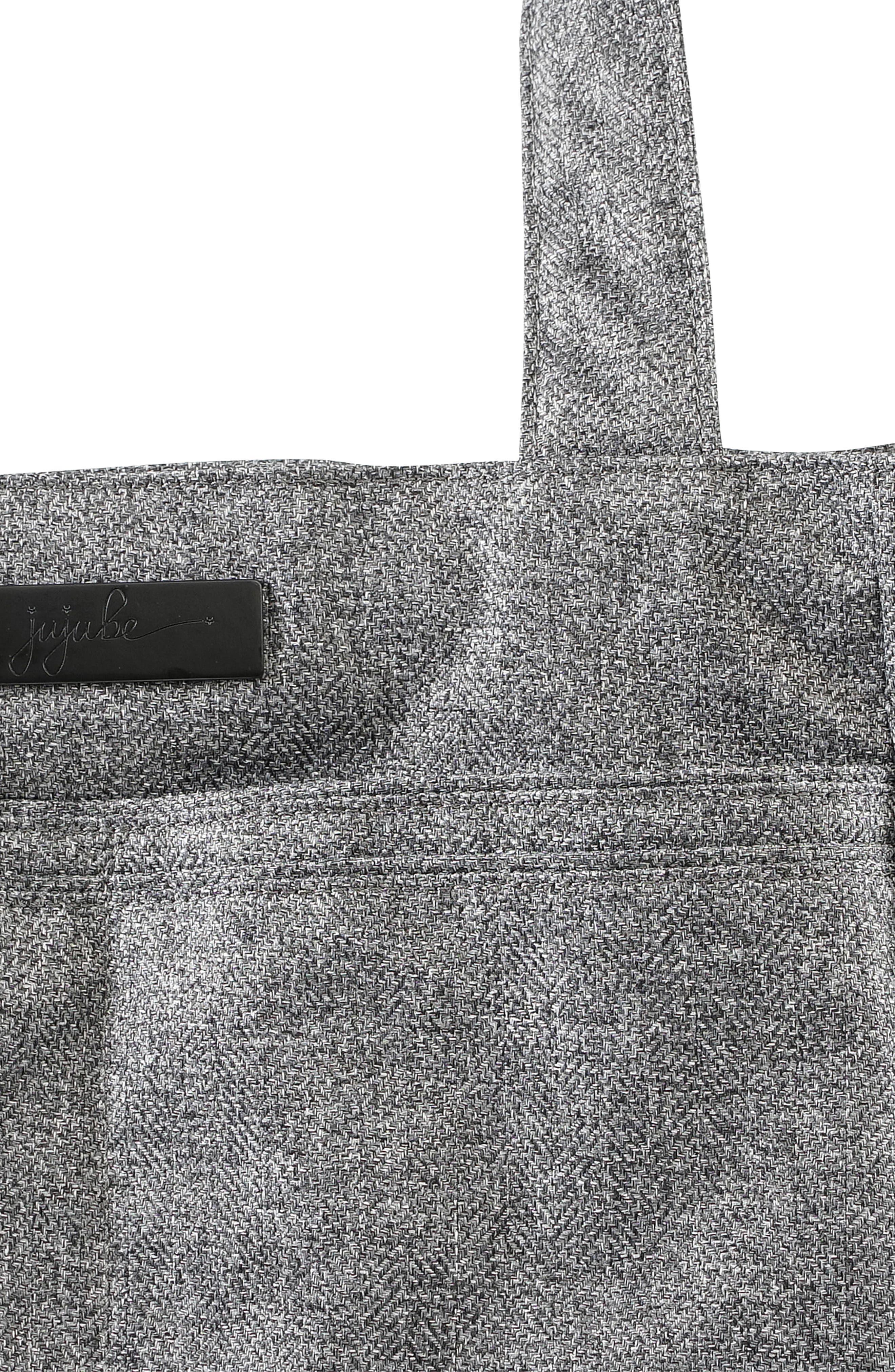 'Be Light - Onyx Collection' Diaper Bag,                             Alternate thumbnail 2, color,                             GRAY MATTER