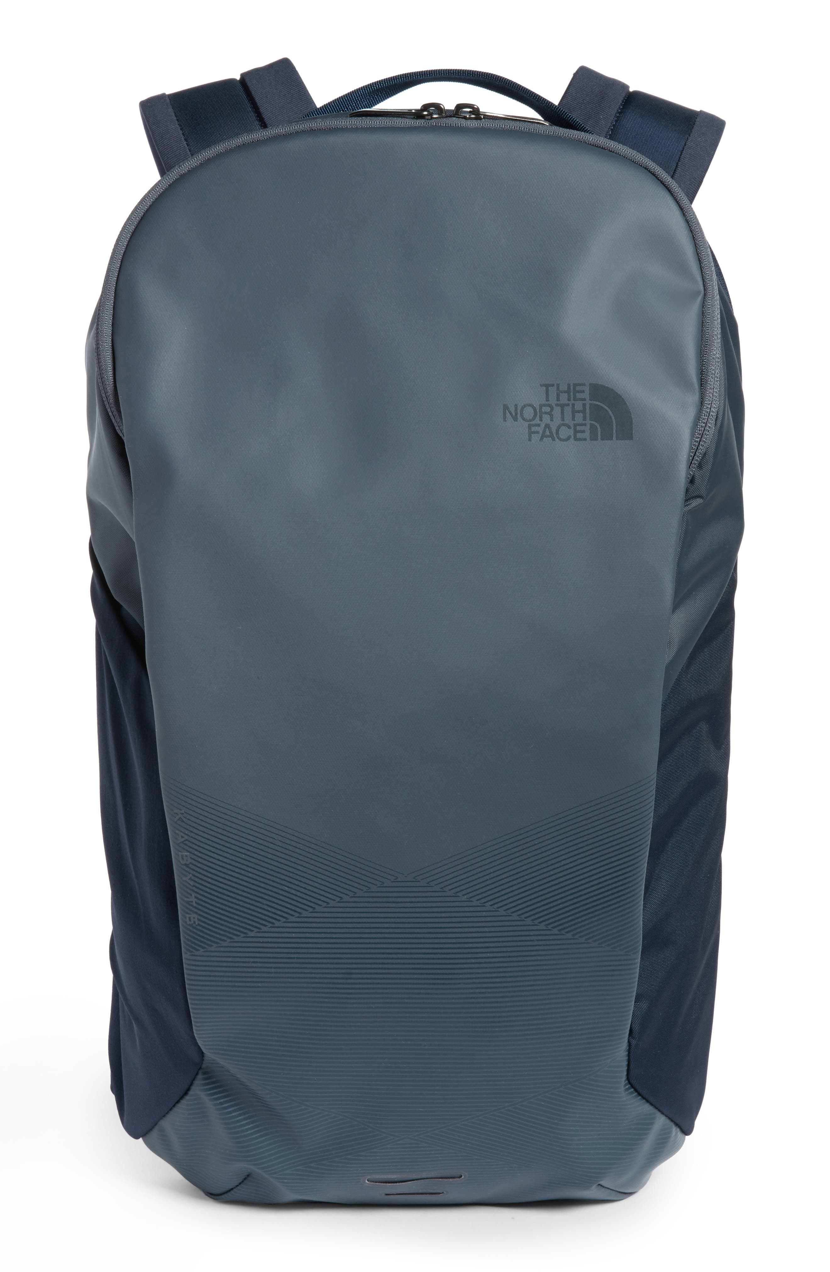 Kabyte Backpack,                         Main,                         color, VANADIS GREY/ URBAN NAVY