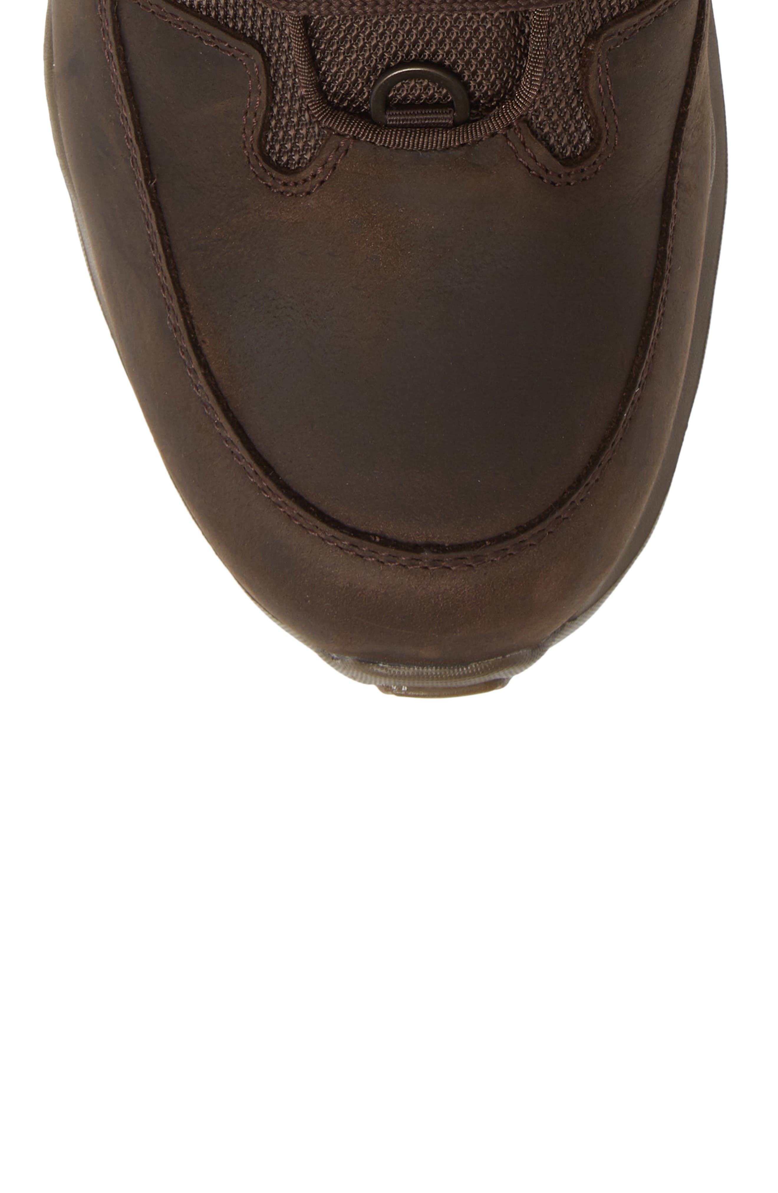 ThermoBall Lifty Snow Boot,                             Alternate thumbnail 5, color,                             CHOCOLATE BROWN/ CARGO KHAKI
