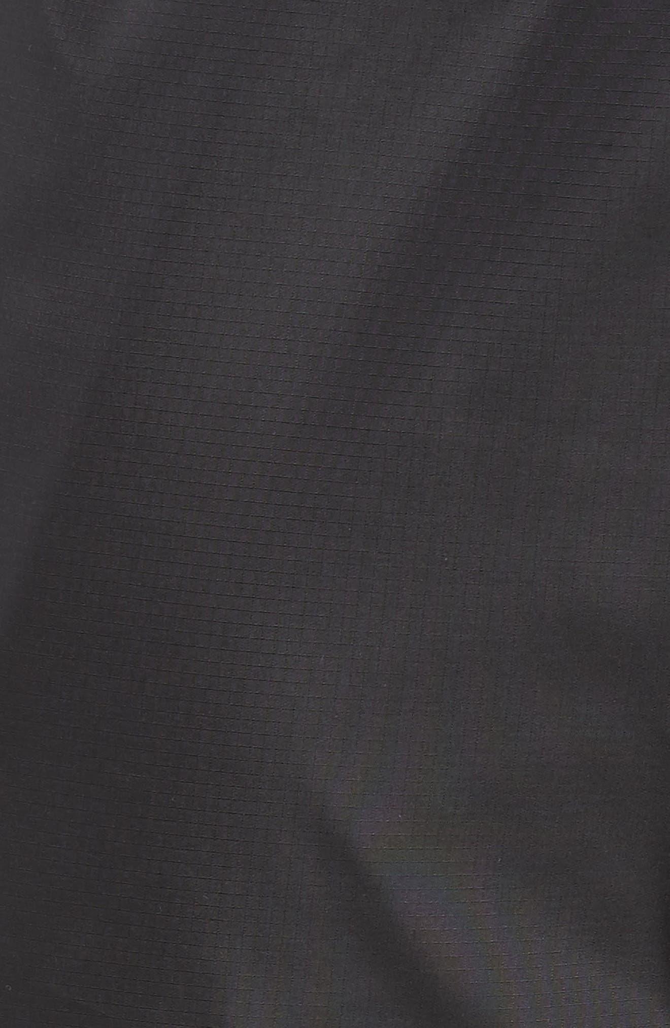 Dry Division Tech Running Pants,                             Alternate thumbnail 5, color,                             BLACK/ BLACK