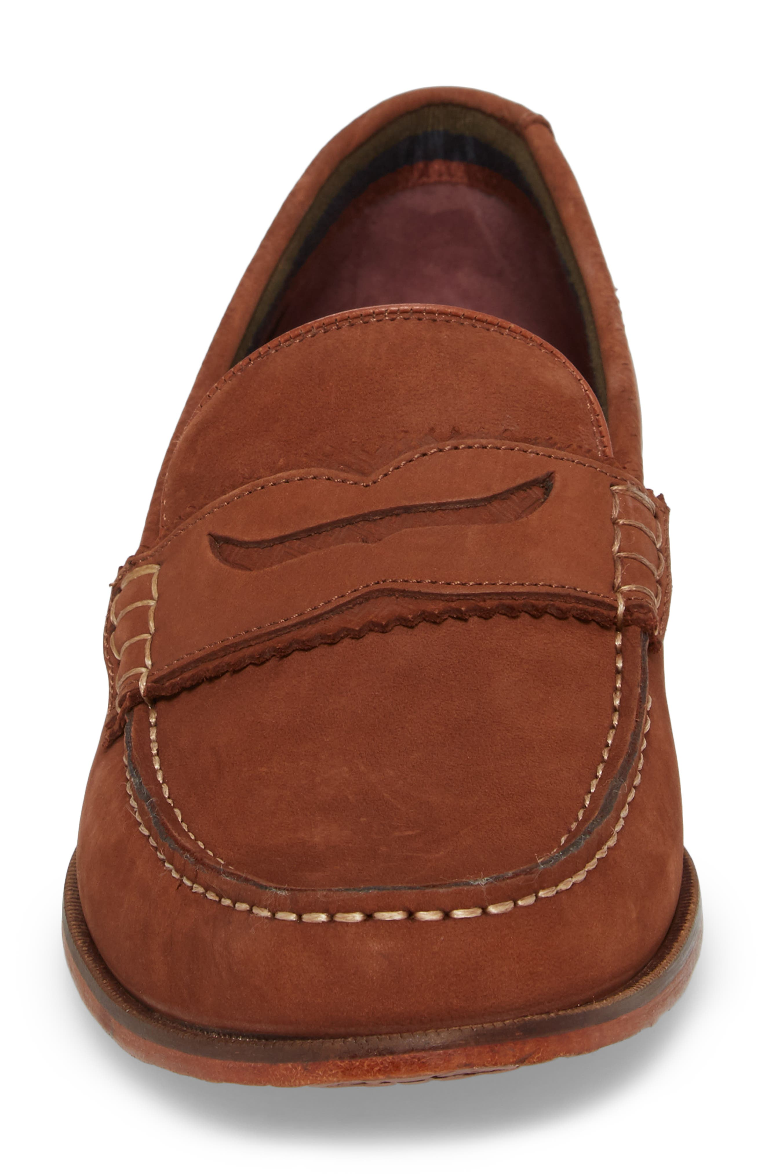 Miicke 5 Penny Loafer,                             Alternate thumbnail 4, color,                             209