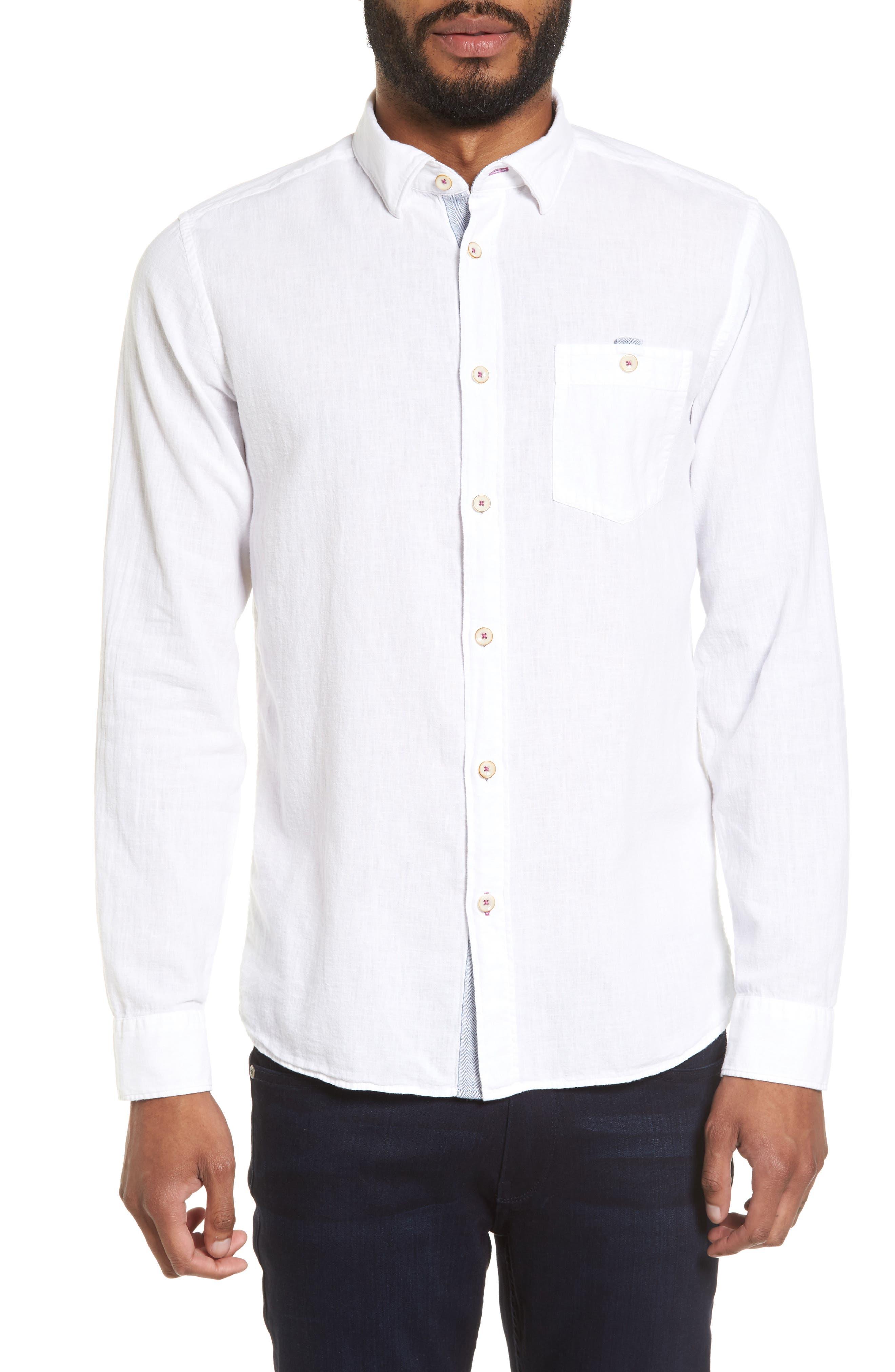 Carwash Modern Slim Fit Sport Shirt,                             Main thumbnail 1, color,