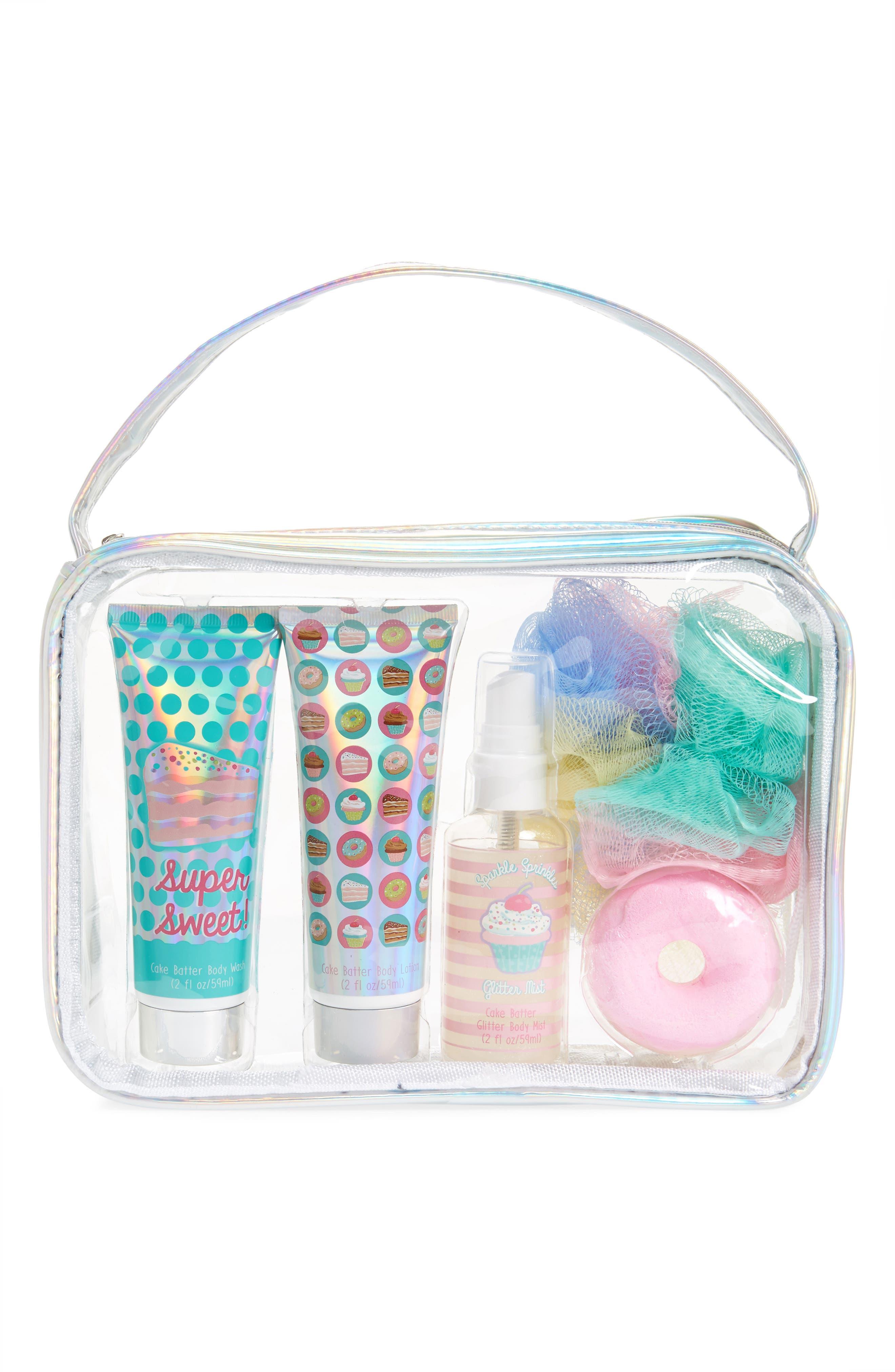 Super Sweet 6-Piece Bath Set,                         Main,                         color, 401
