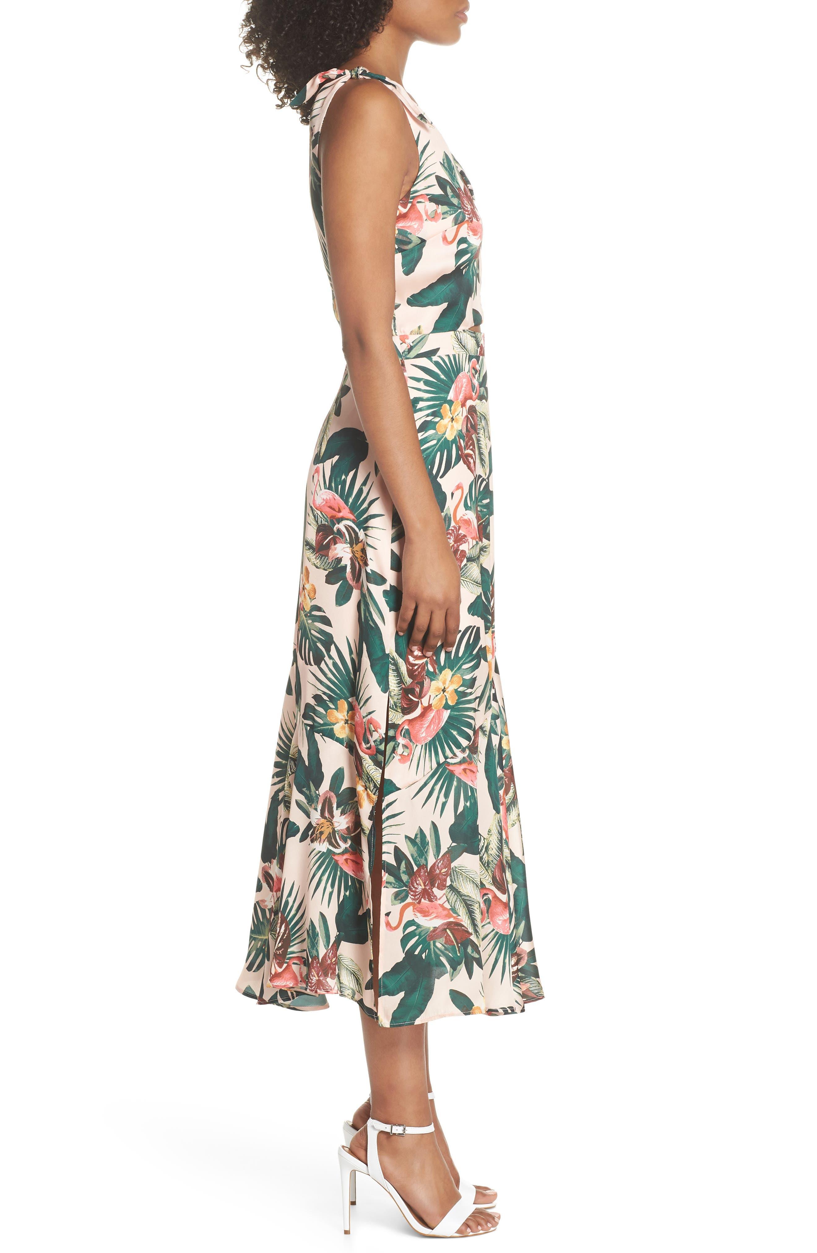 Peekaboo Dress,                             Alternate thumbnail 3, color,                             680