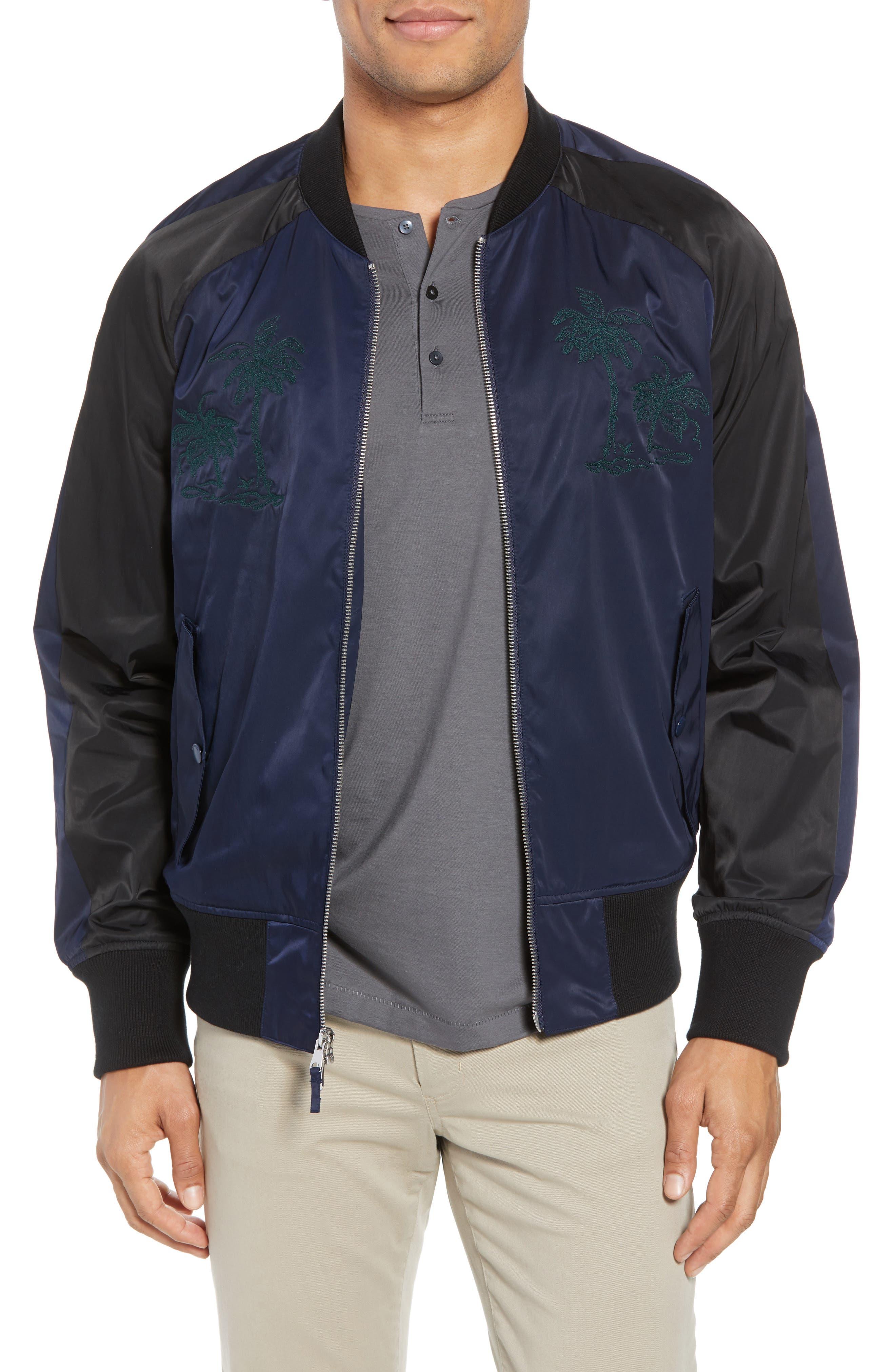 Souvenir Bomber Jacket,                         Main,                         color,