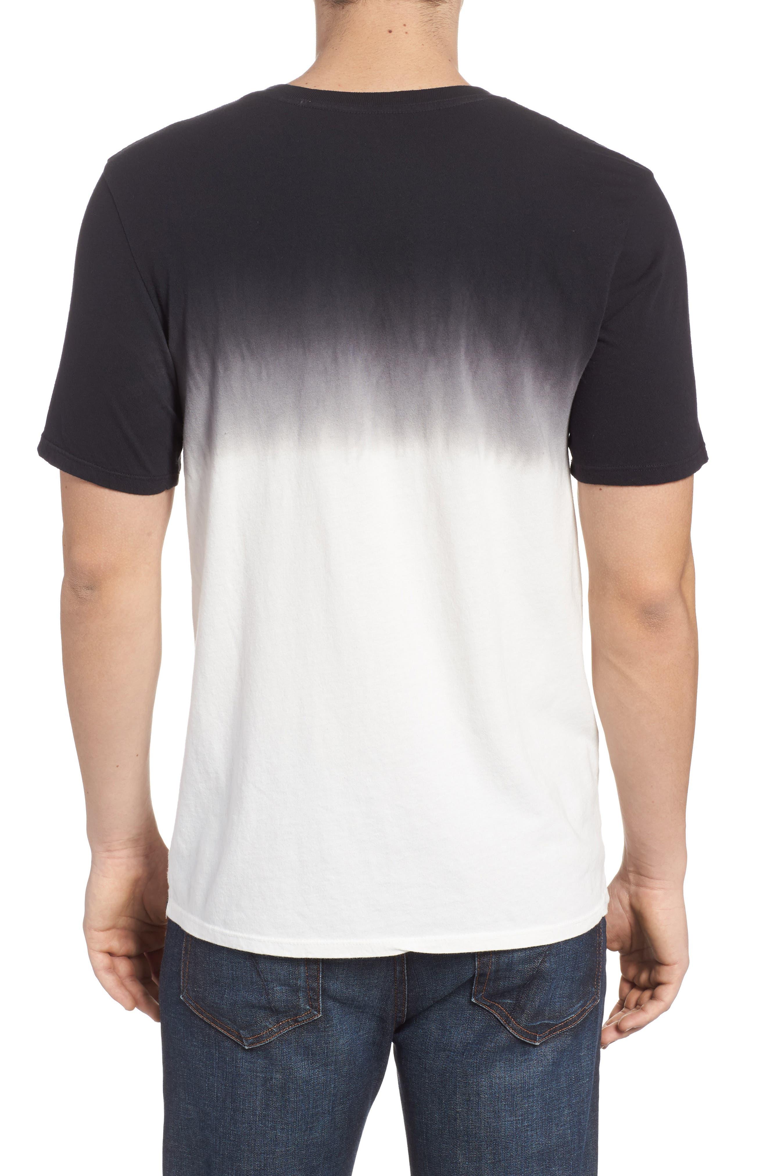 Trajectory Dip Dye T-Shirt,                             Alternate thumbnail 2, color,                             100