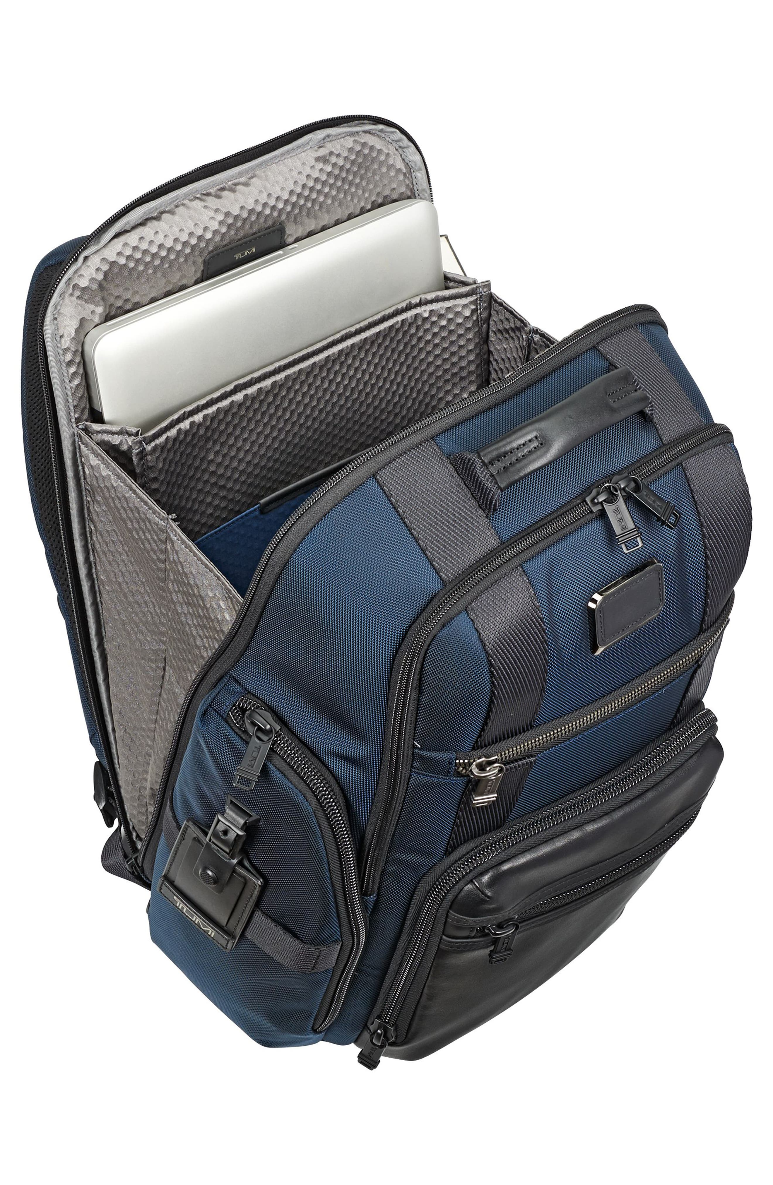 Alpha Bravo - Sheppard Deluxe Backpack,                             Alternate thumbnail 3, color,                             415