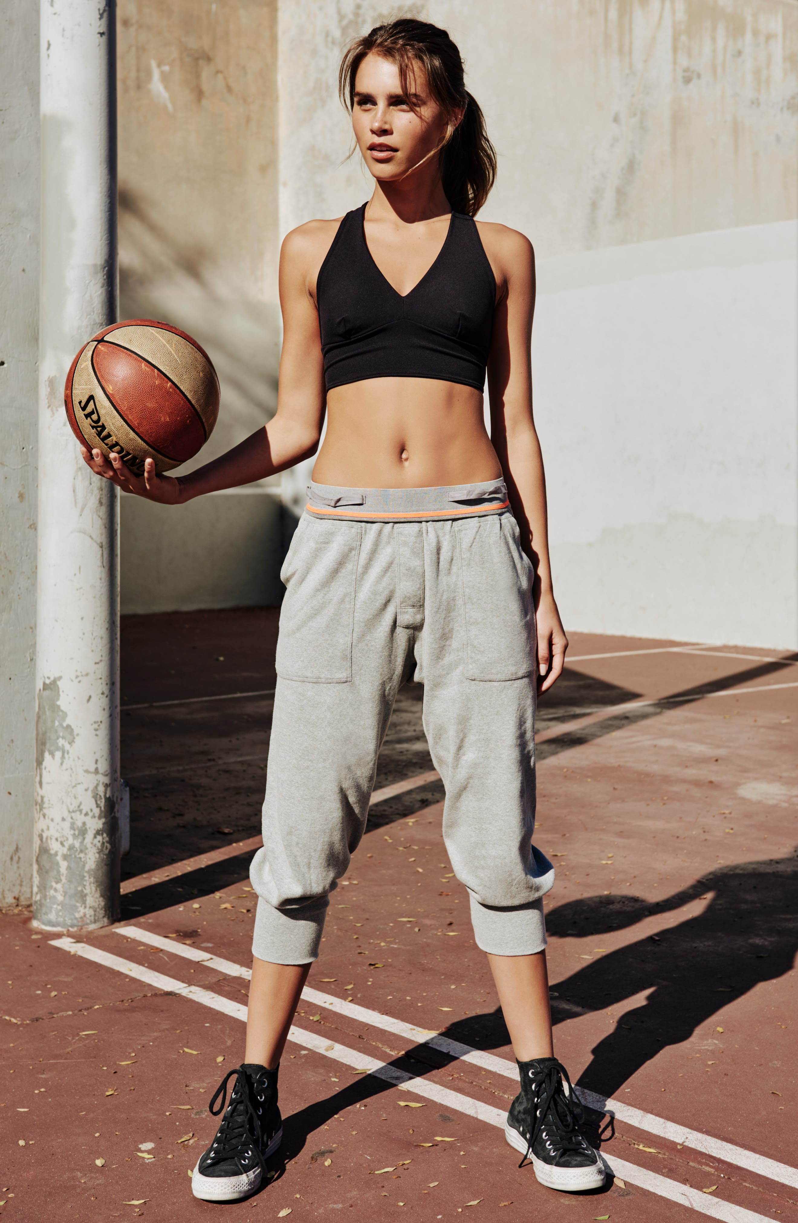 FREE PEOPLE MOVEMENT,                             Jordan Sweatpants,                             Alternate thumbnail 8, color,                             030