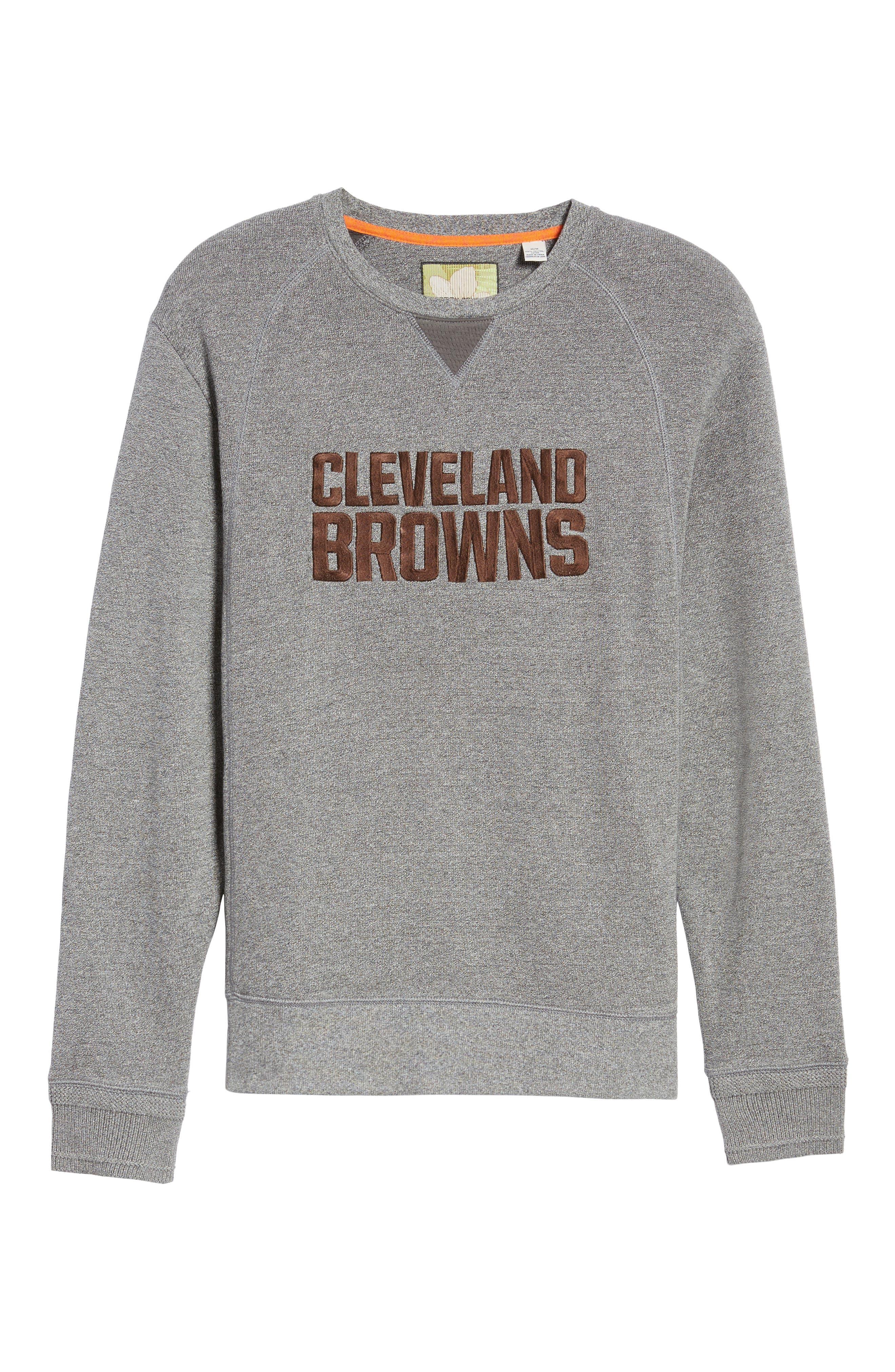 NFL Stitch of Liberty Embroidered Crewneck Sweatshirt,                             Alternate thumbnail 159, color,