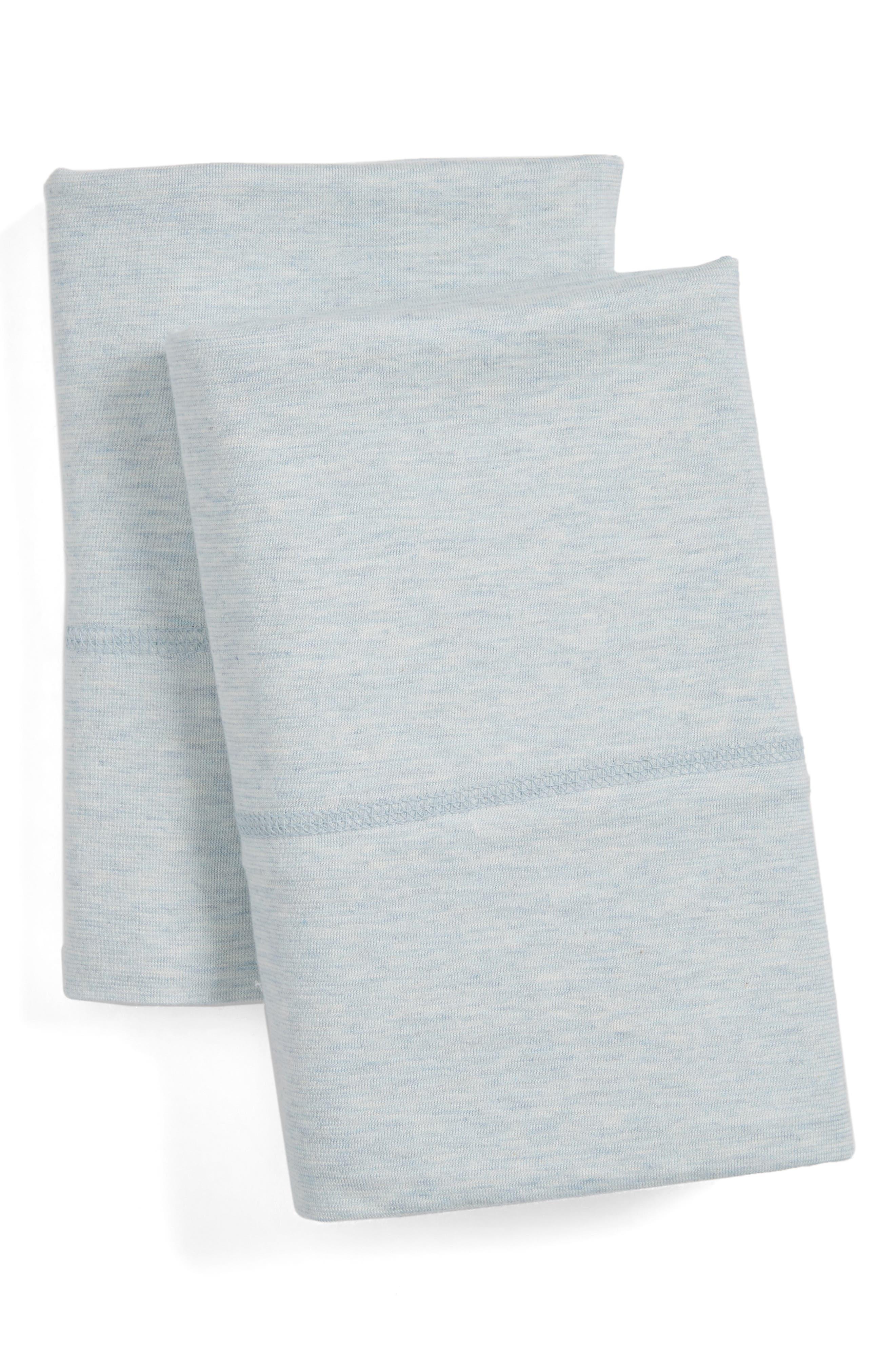 Modern Cotton Collection Cotton & Modal Pillowcases,                         Main,                         color, 020