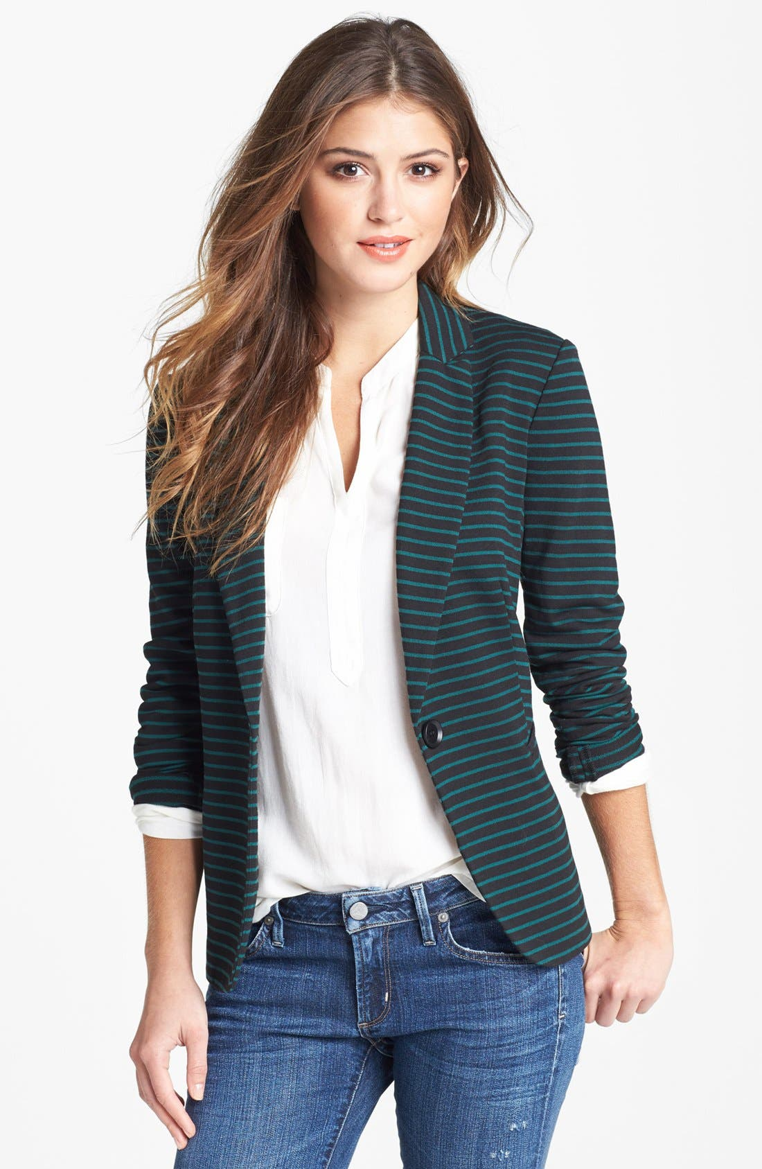 Knit Blazer,                             Main thumbnail 23, color,