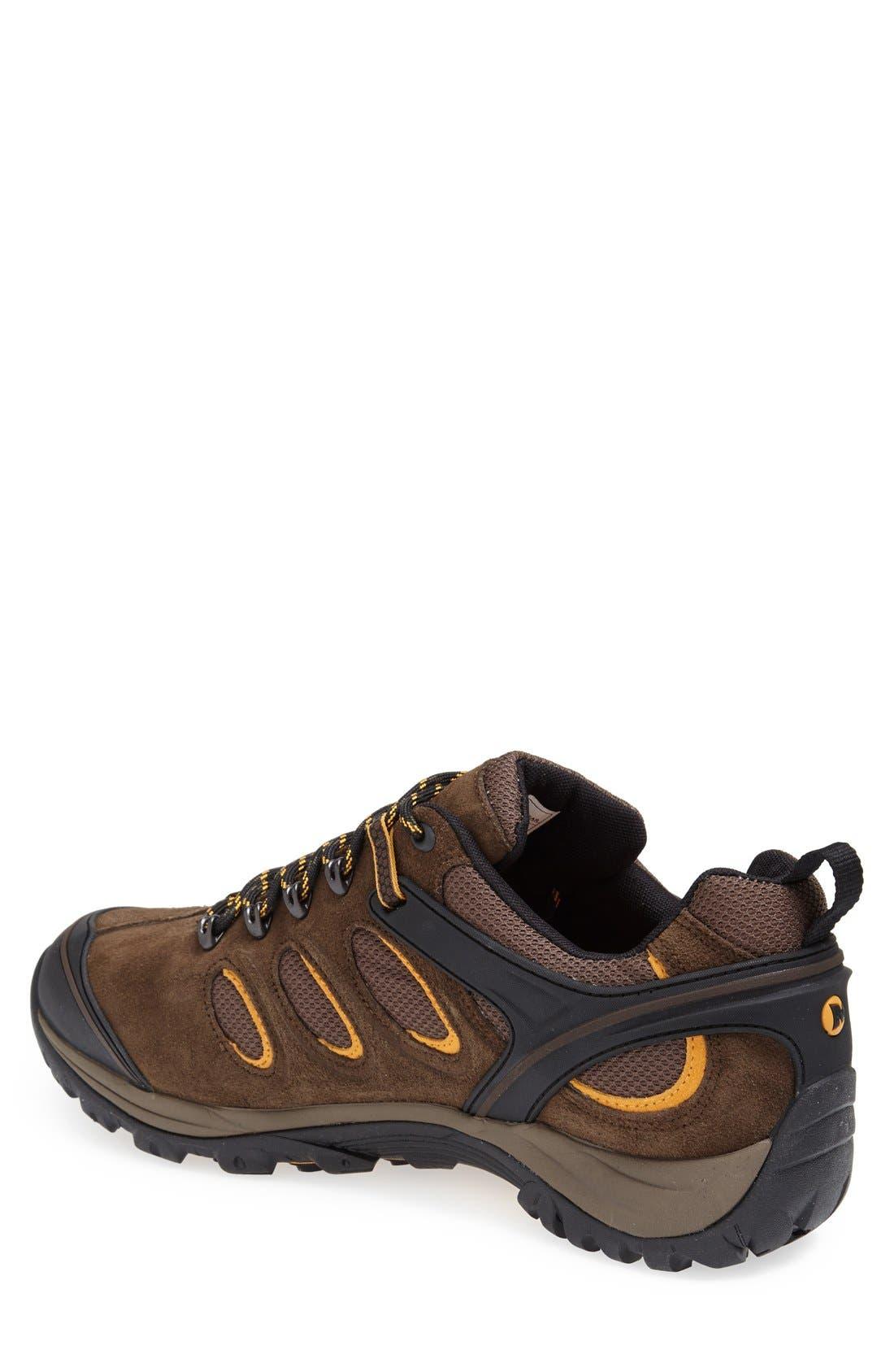 'Chameleon 5' Waterproof Hiking Shoe,                             Alternate thumbnail 2, color,                             200