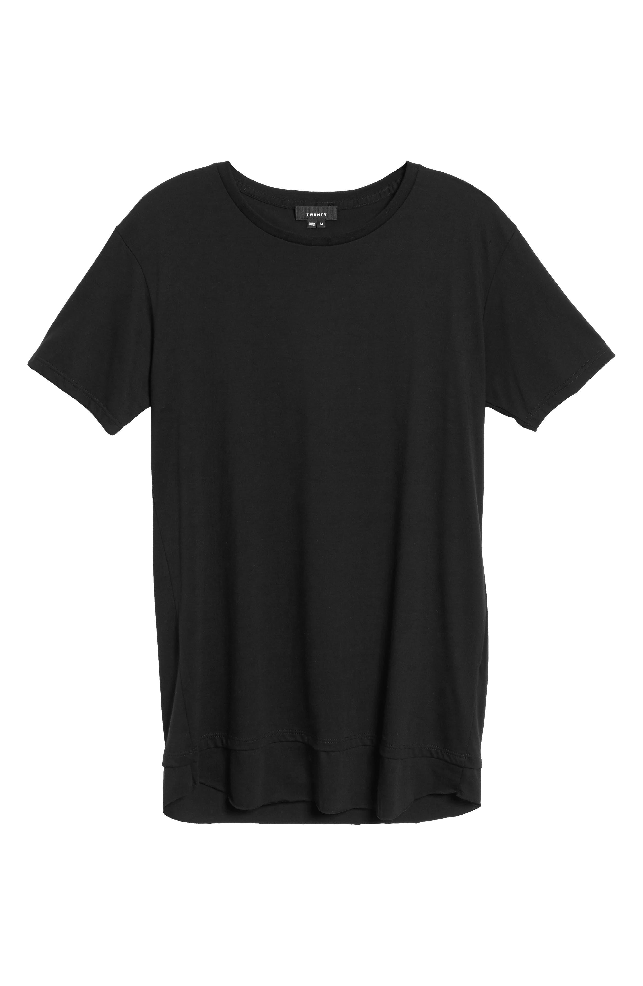 Double Layer T-Shirt,                             Alternate thumbnail 16, color,