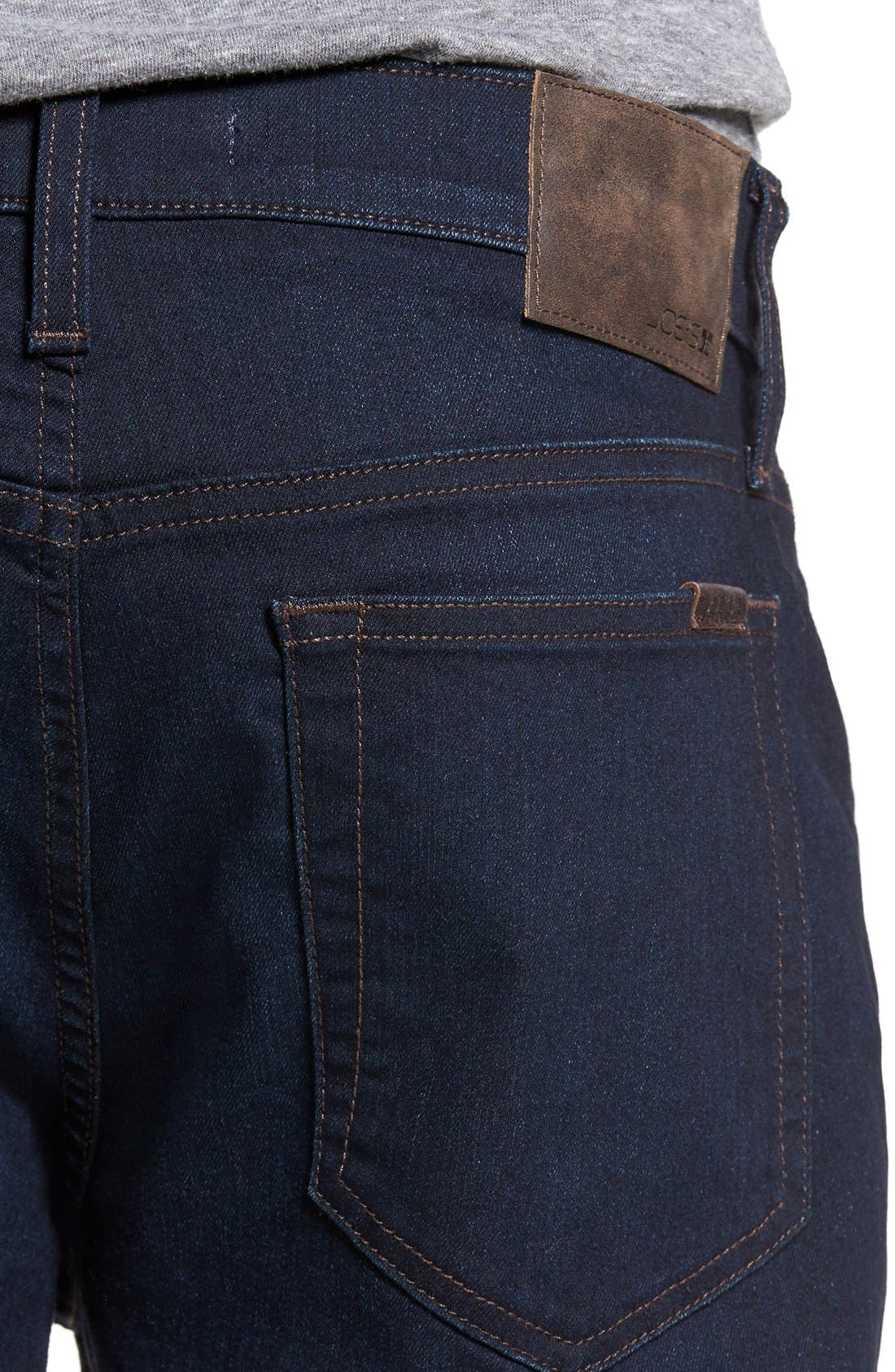 Brixton Kinetic Slim Straight Leg Jeans,                             Alternate thumbnail 5, color,                             400