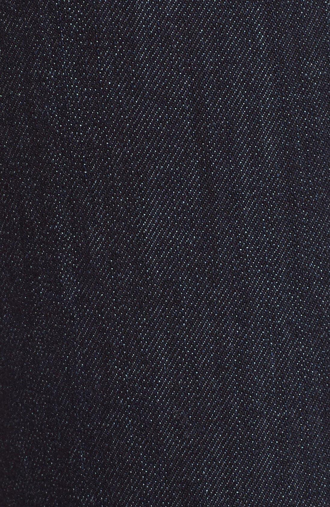 Armani Jeans Bootcut Jeans,                             Alternate thumbnail 4, color,                             400