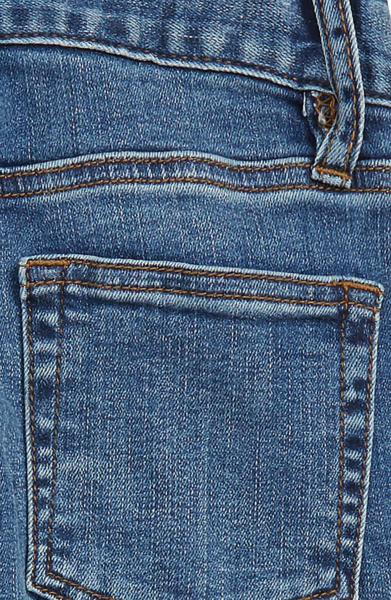 Runaround Slim Fit Jeans,                             Alternate thumbnail 3, color,                             400