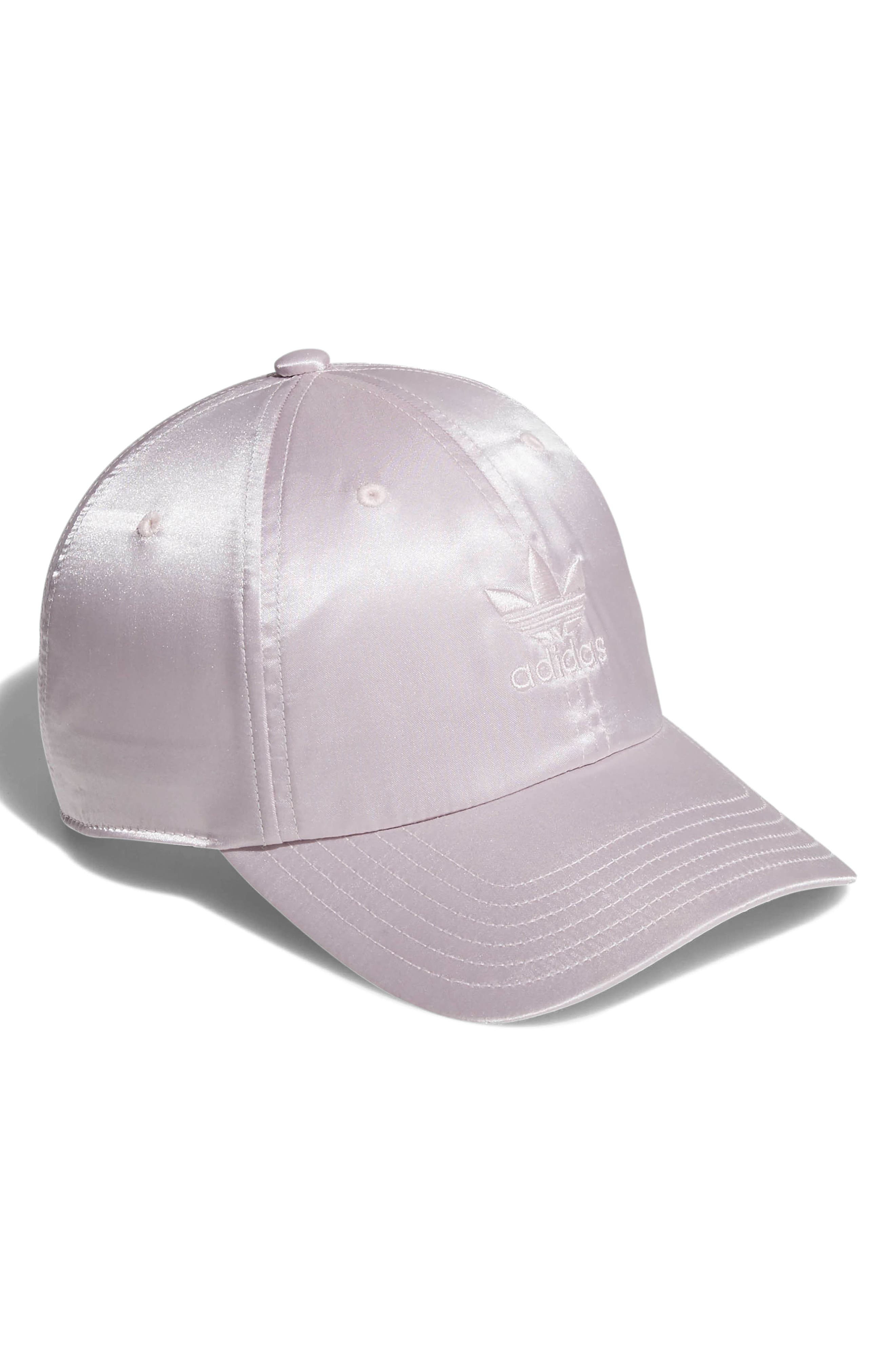 Originals Relaxed Strap-Back Cap,                         Main,                         color, ICE PURPLE