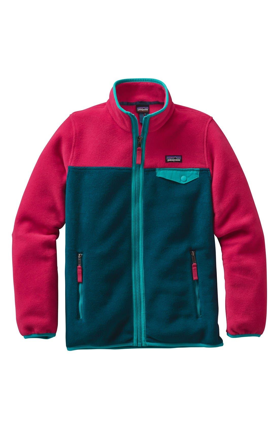 Synchilla<sup>®</sup> Snap-T<sup>®</sup> Fleece Jacket,                             Main thumbnail 6, color,