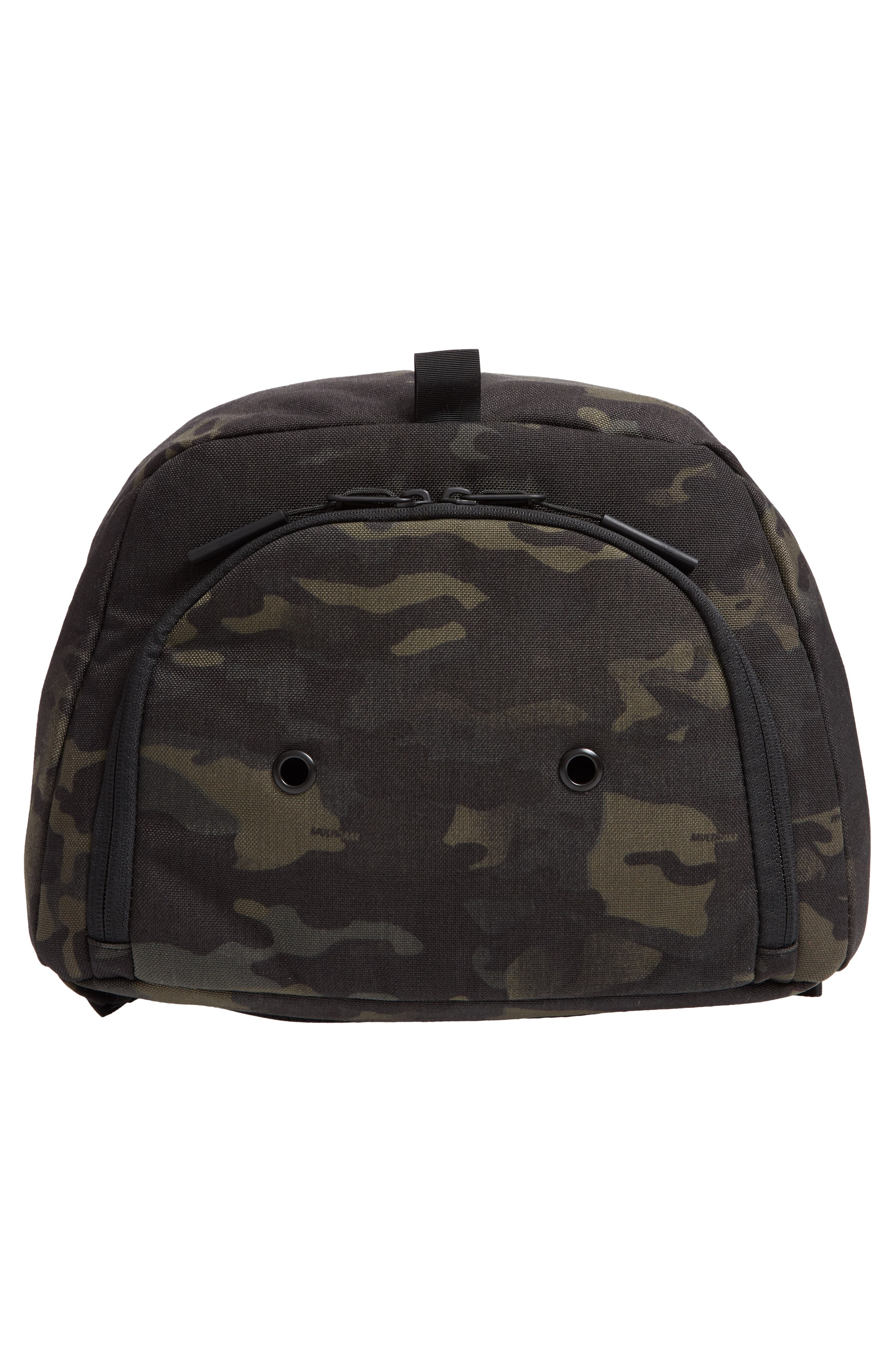 Fit Pack 2 Backpack,                             Alternate thumbnail 6, color,                             BLACK CAMO