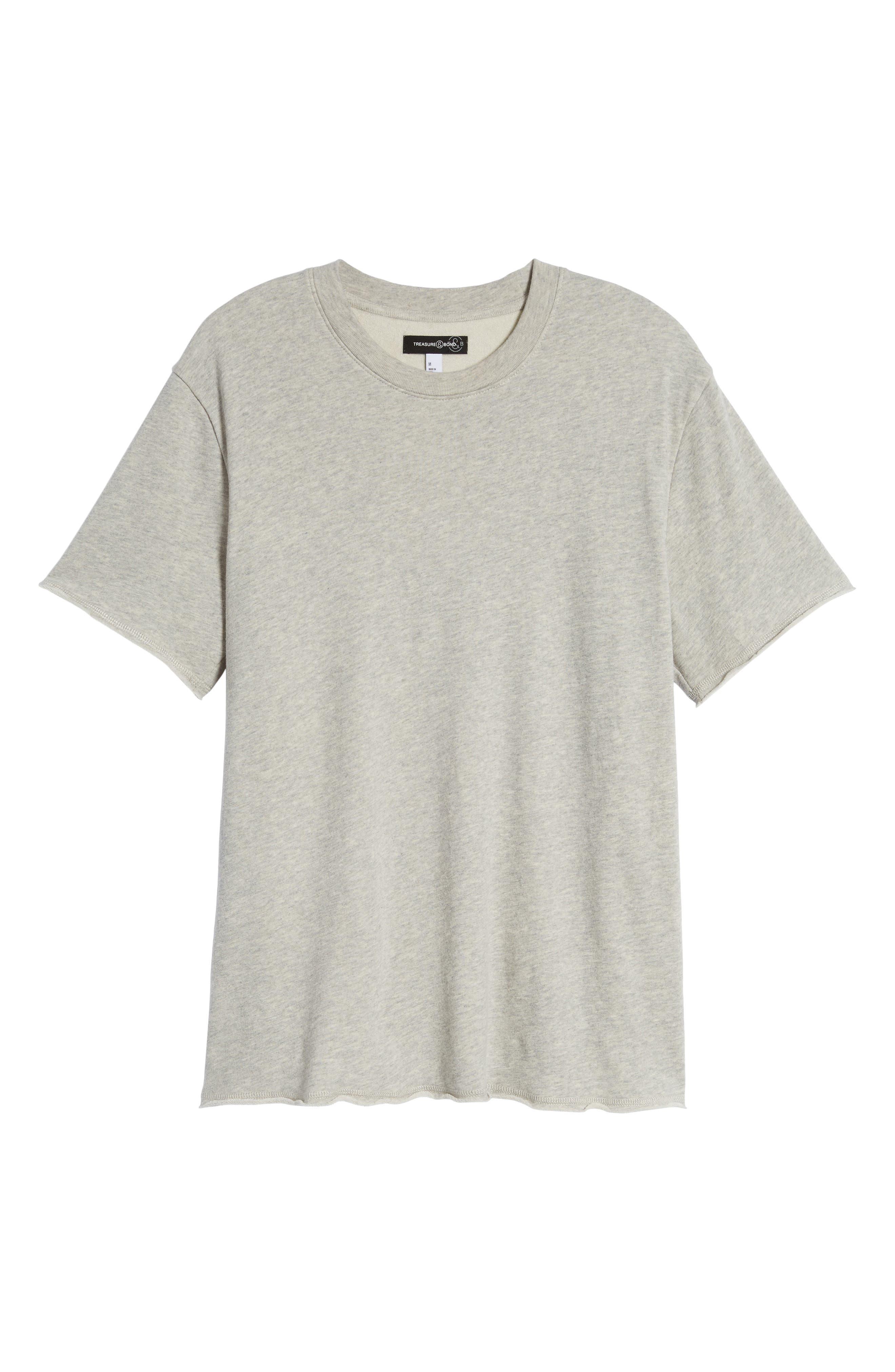 Towel T-Shirt,                             Alternate thumbnail 6, color,                             050