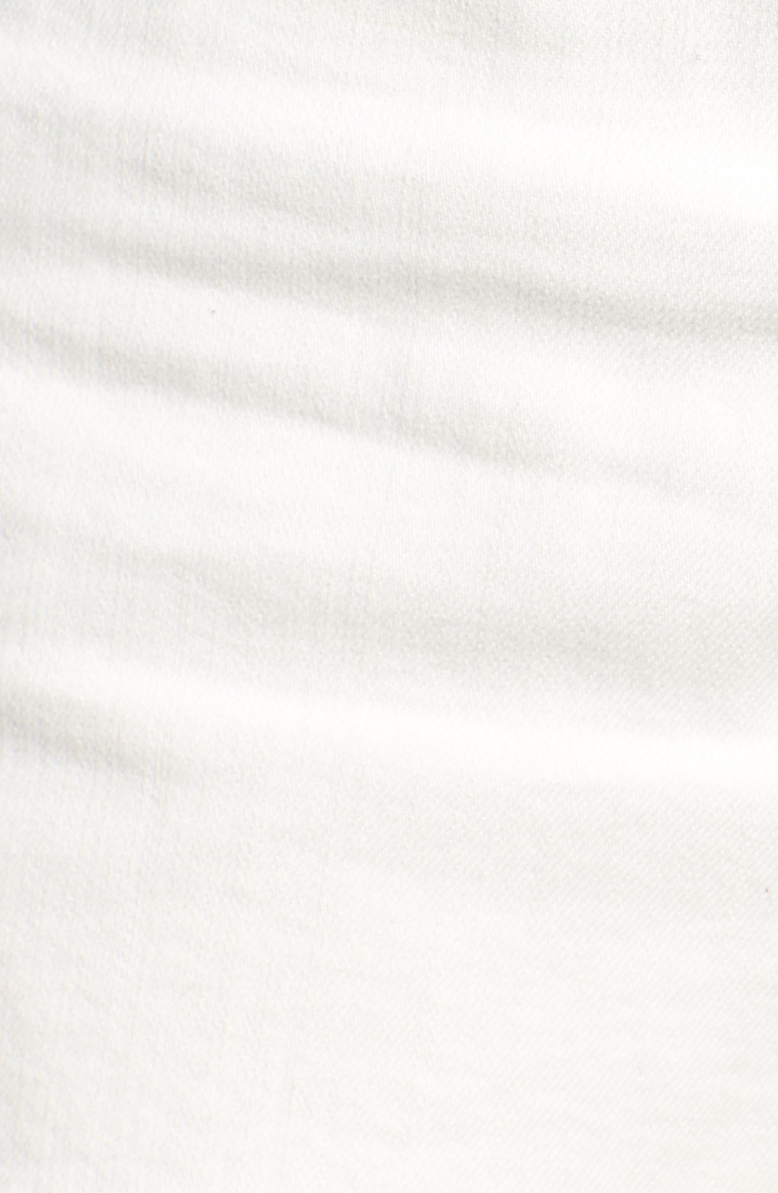 The Bryn High Waist Cutoff Denim Shorts,                             Alternate thumbnail 6, color,                             109