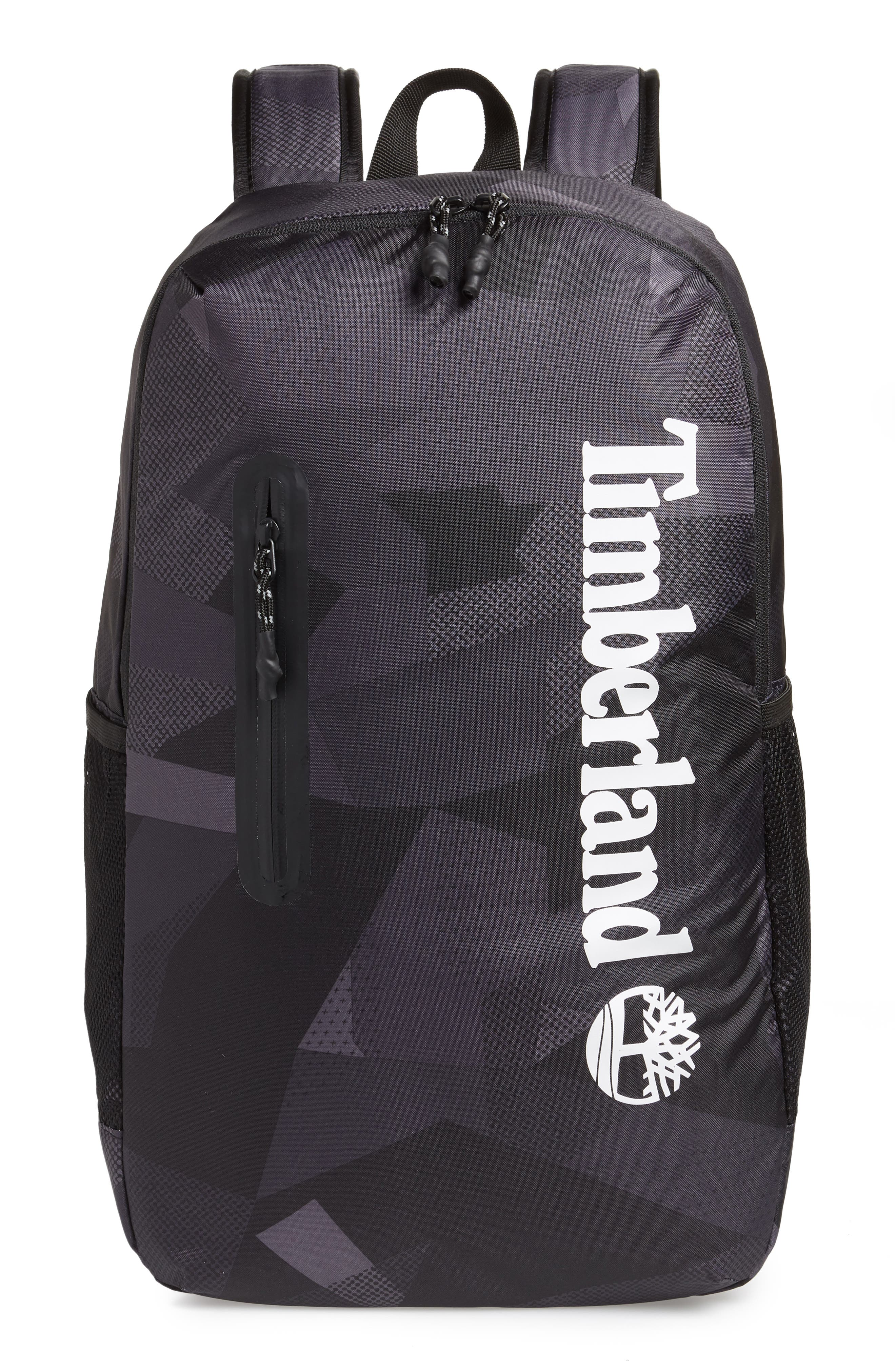 Timberland Top Zip Backpack - Black
