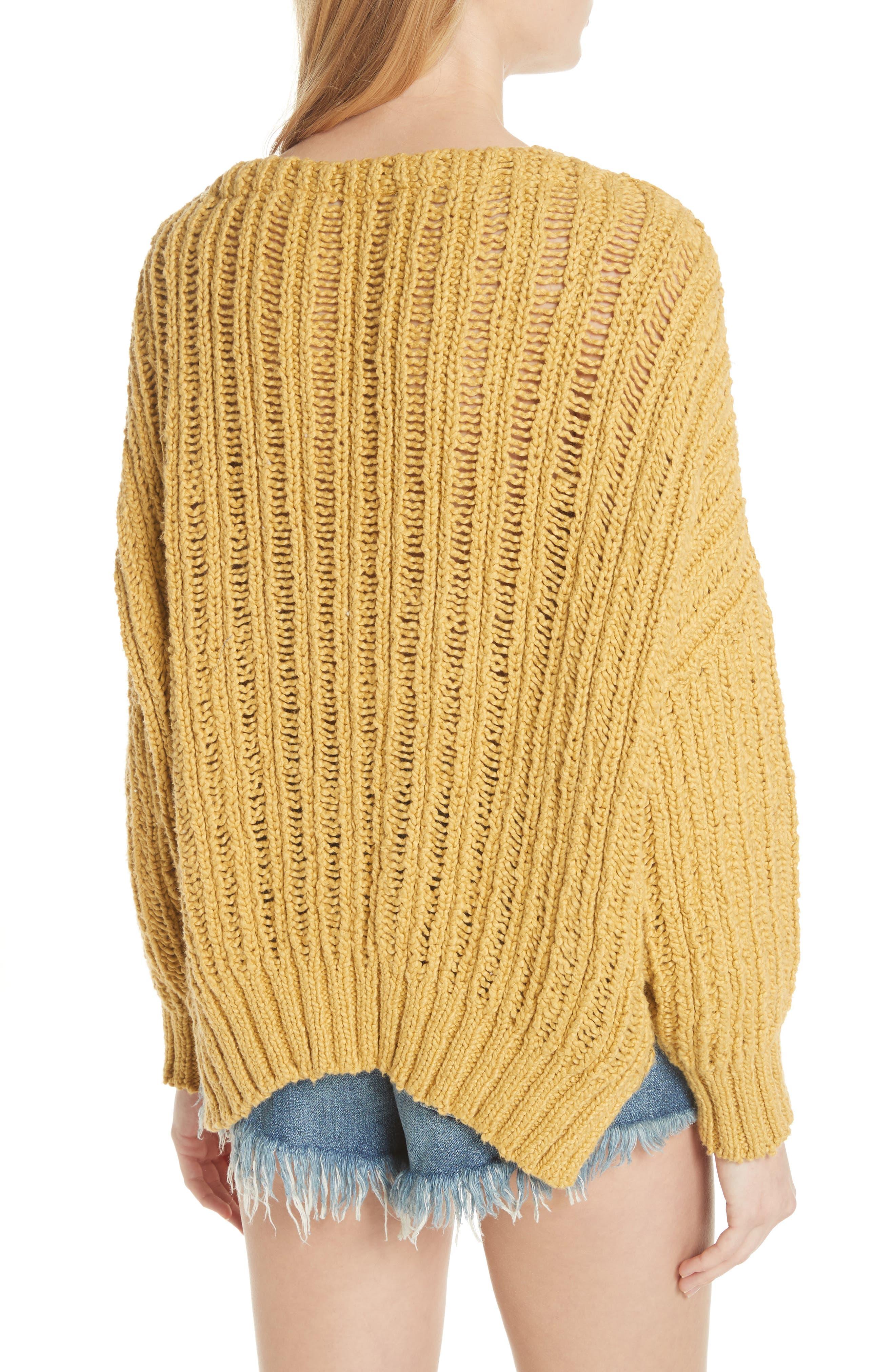 Infinite V-Neck Sweater,                             Alternate thumbnail 5, color,