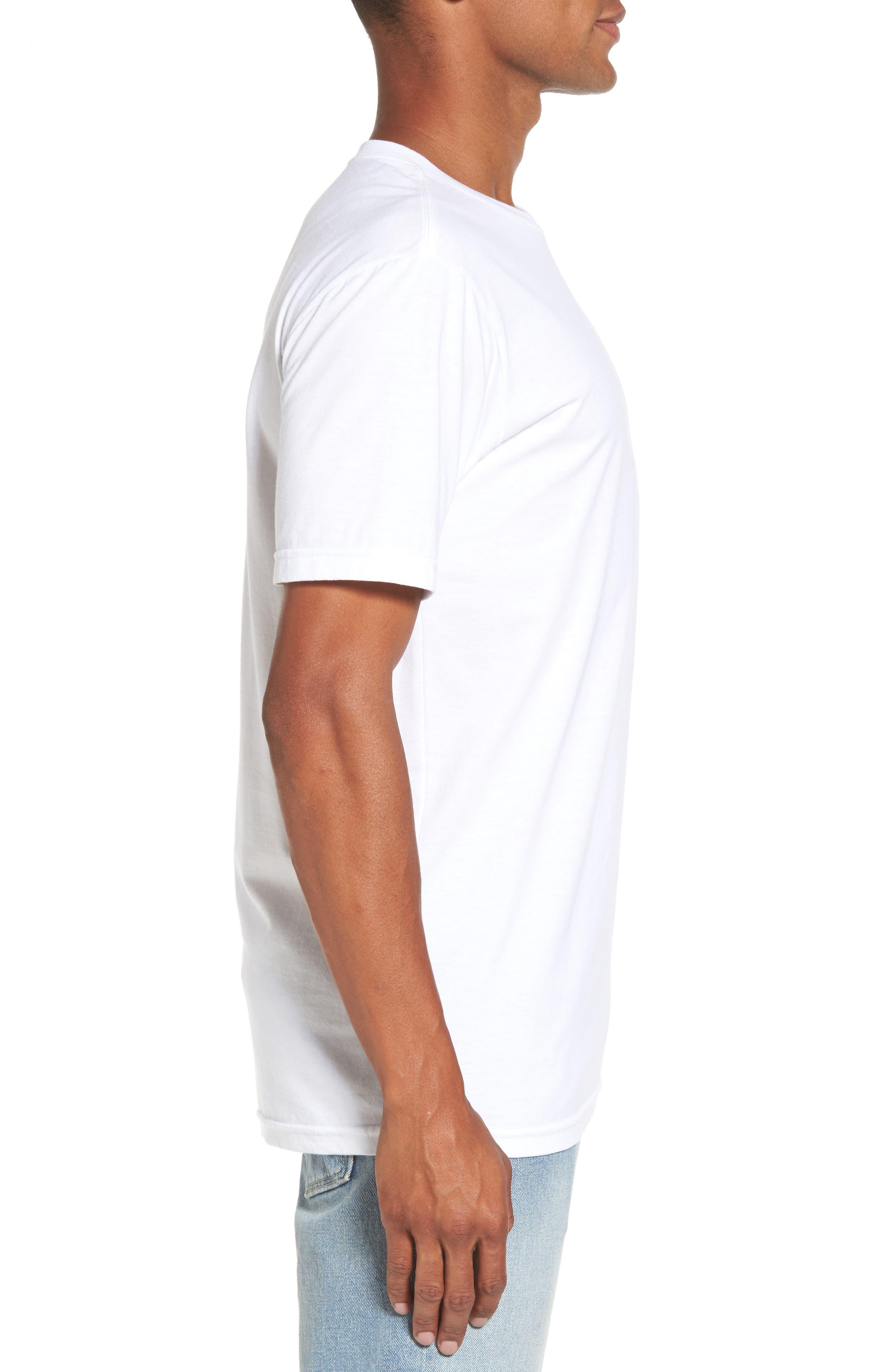 Cold Soul Graphic T-Shirt,                             Alternate thumbnail 3, color,                             100