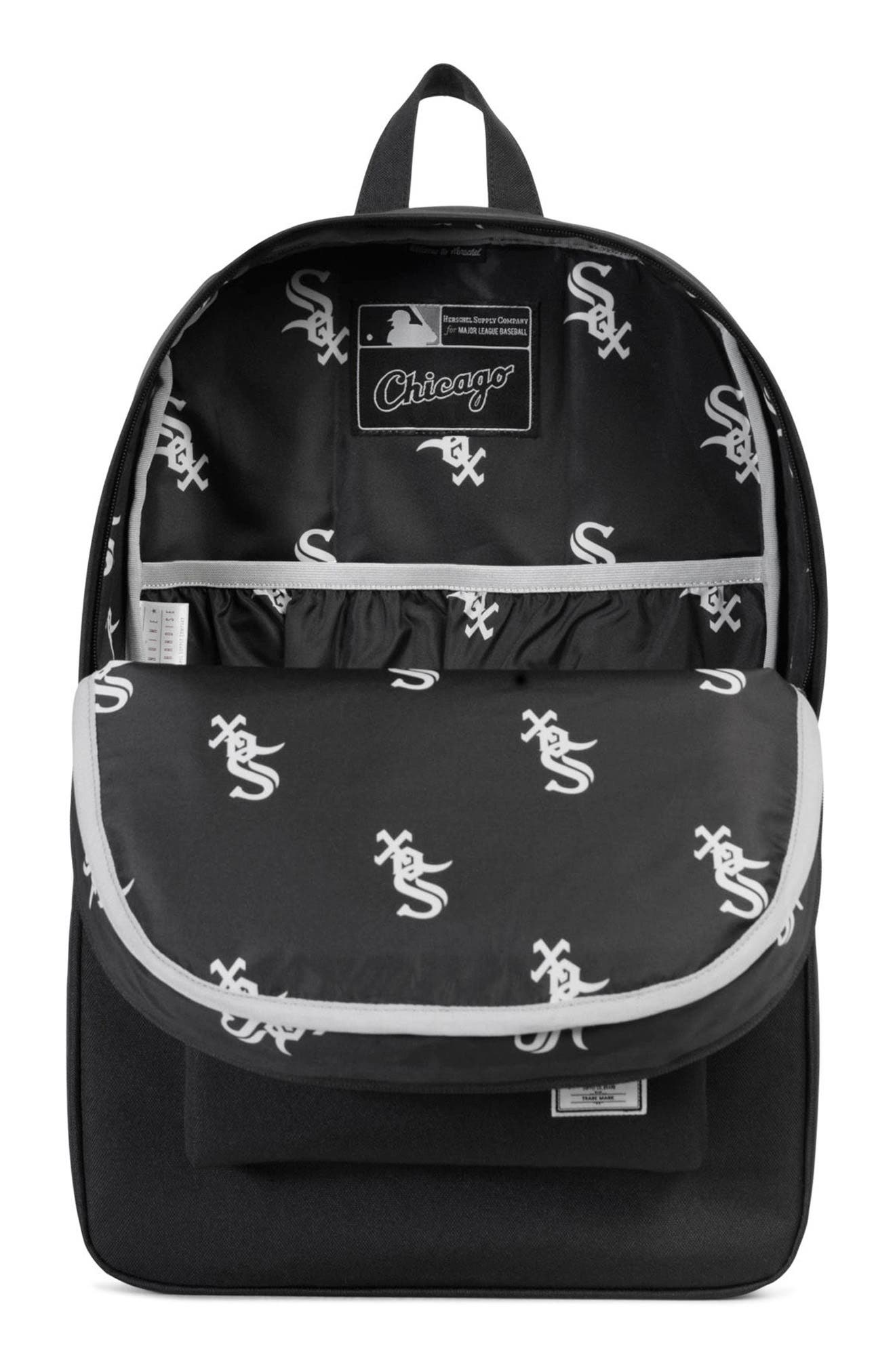 Heritage Chicago White Sox Backpack,                             Alternate thumbnail 3, color,