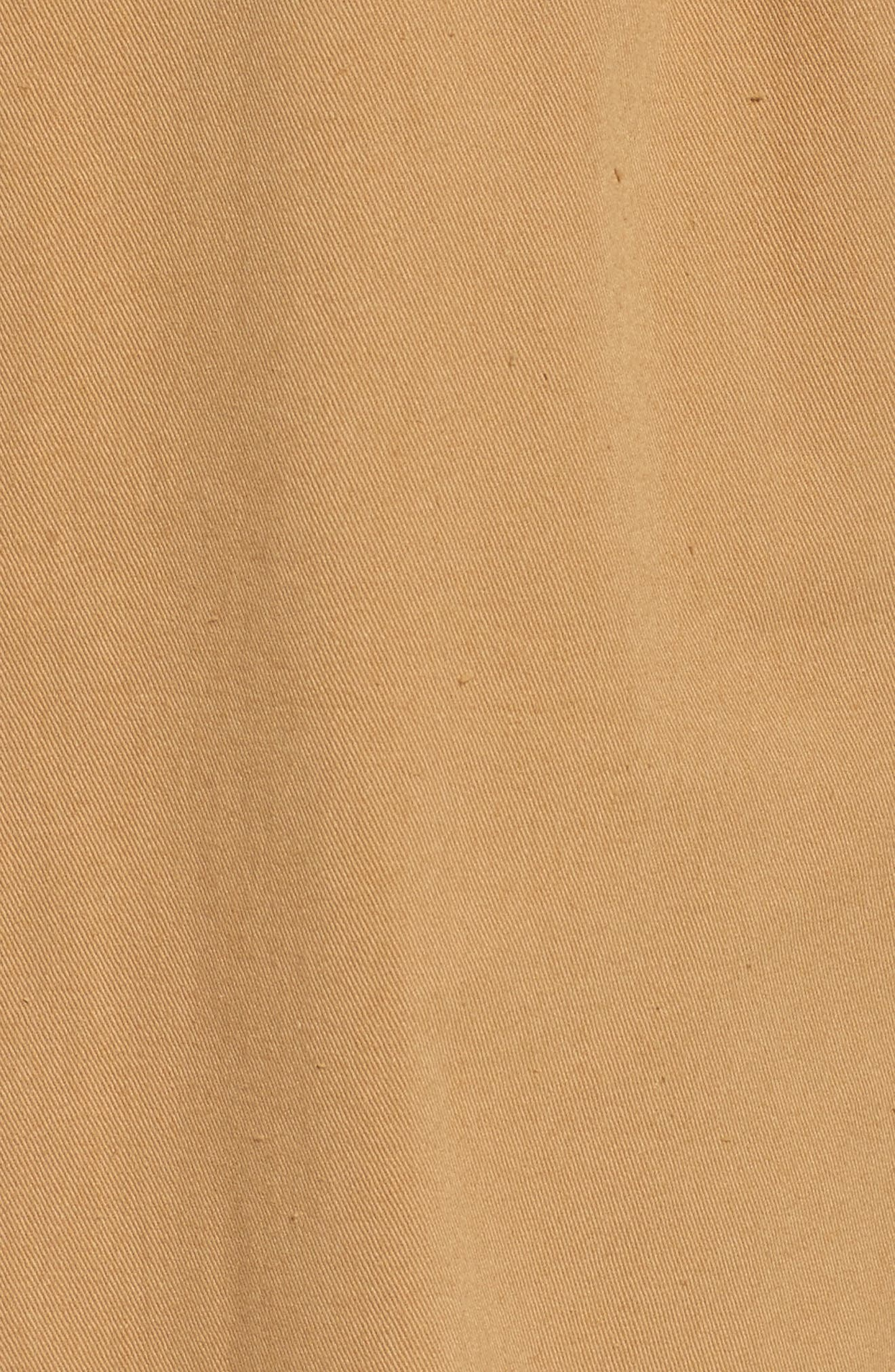 Paperbag Waist Crop Pants,                             Alternate thumbnail 5, color,                             250