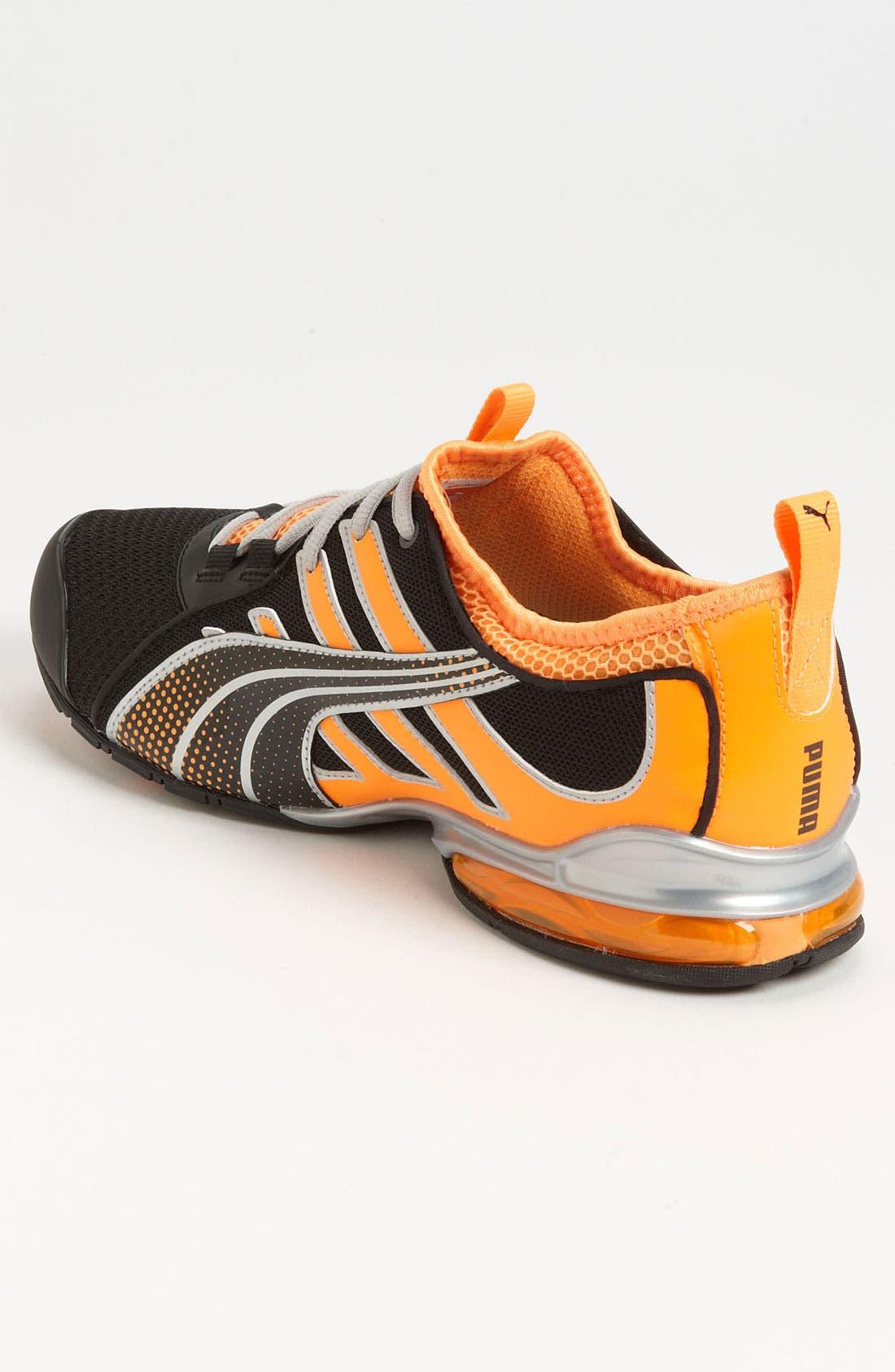 PUMA,                             'Voltaic 4 M' Training Shoe,                             Alternate thumbnail 4, color,                             001