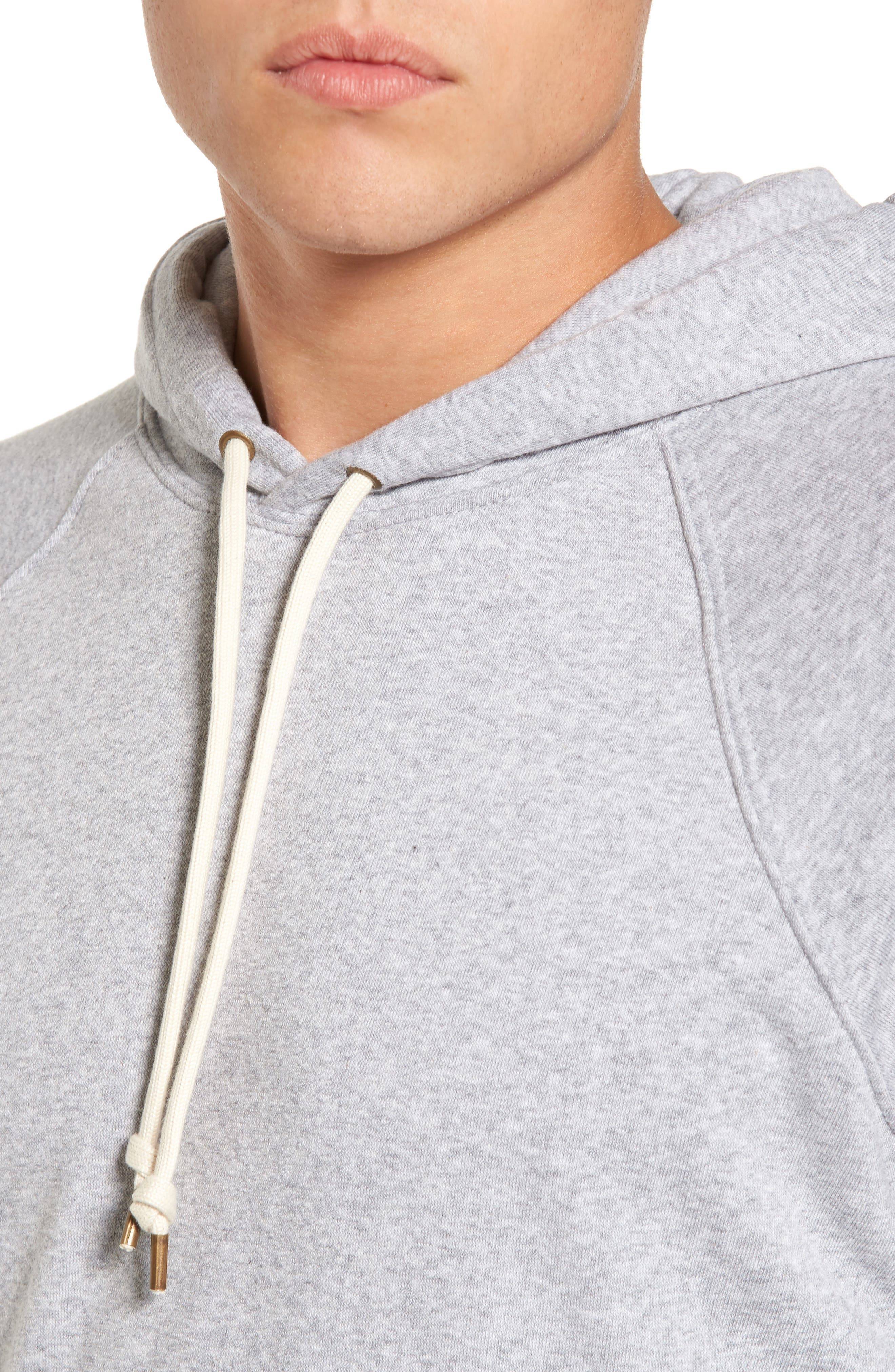 Lofty Creature Comforts Hoodie,                             Alternate thumbnail 4, color,                             061