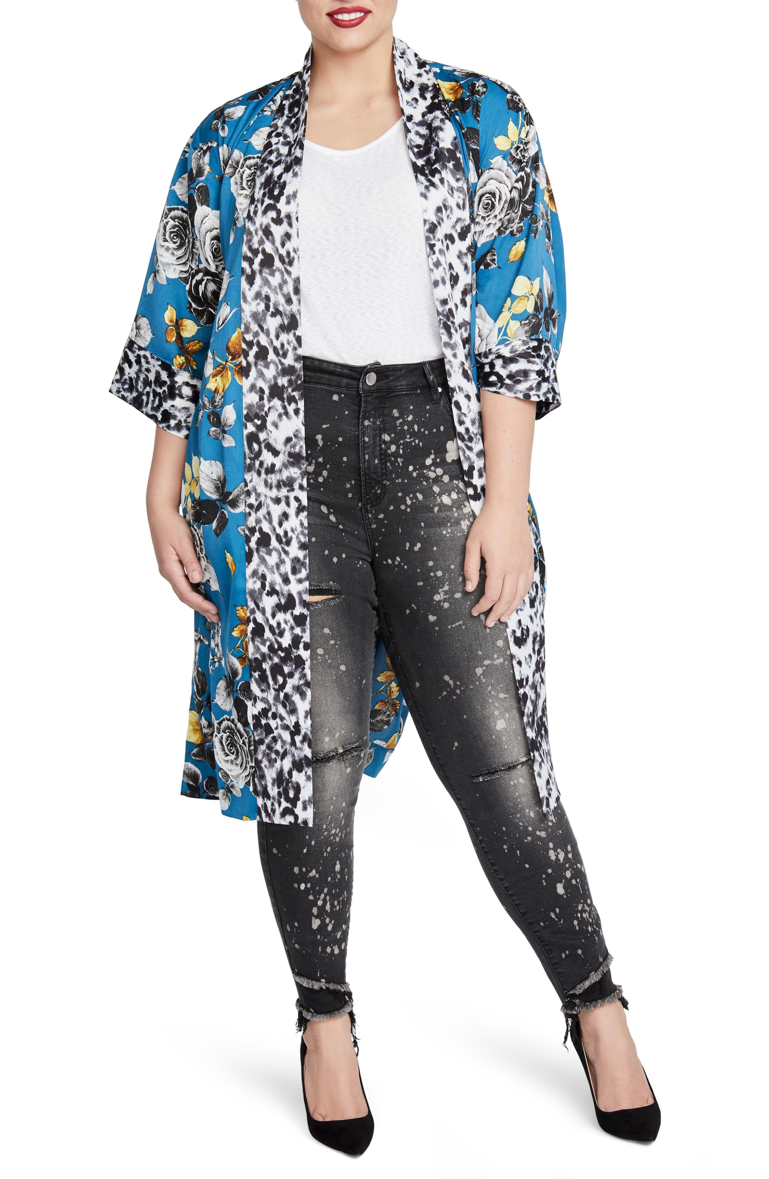RACHEL RACHEL ROY Rebel Kimono, Main, color, 459