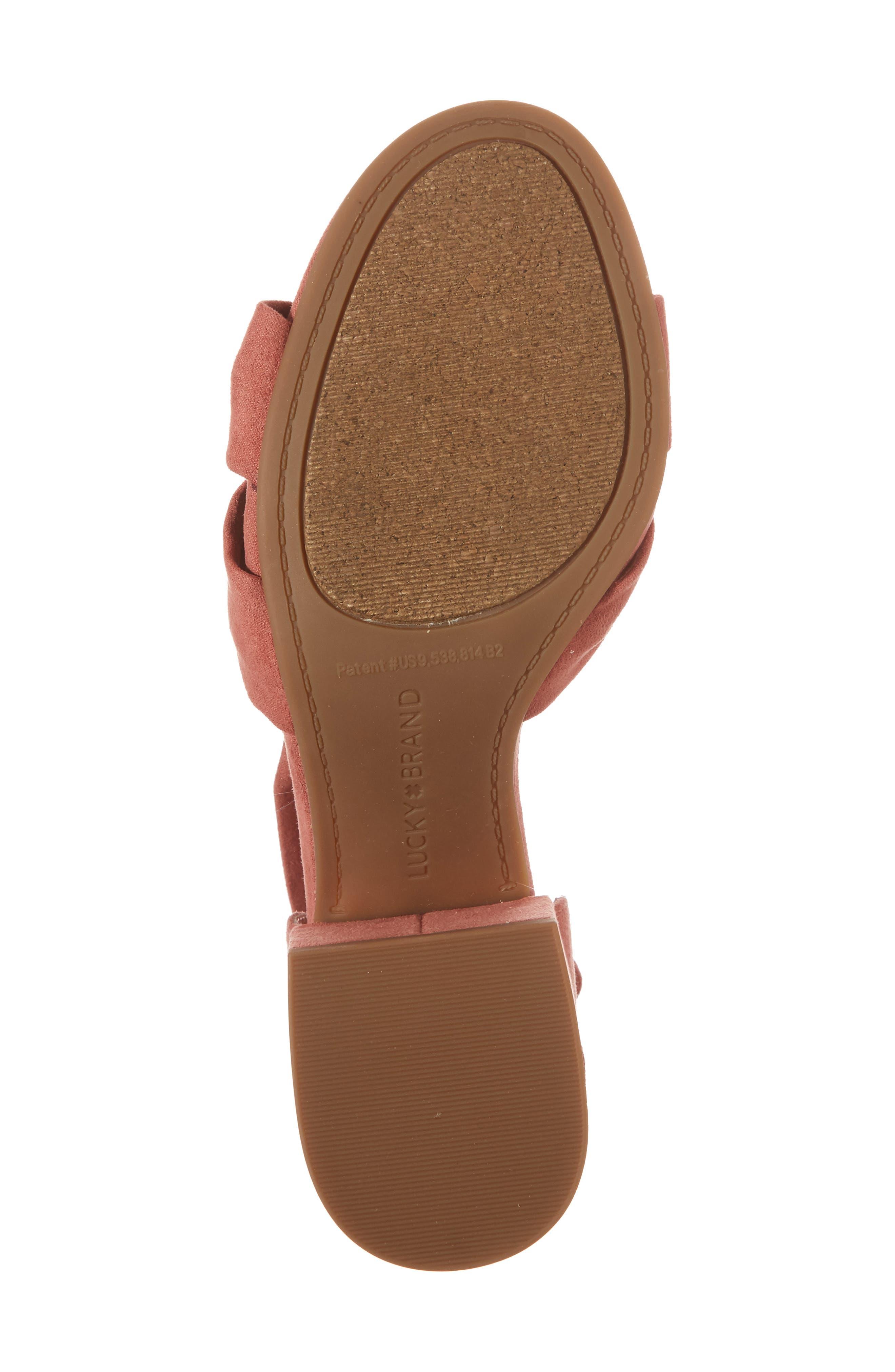 Xaylah Ankle Strap Sandal,                             Alternate thumbnail 42, color,