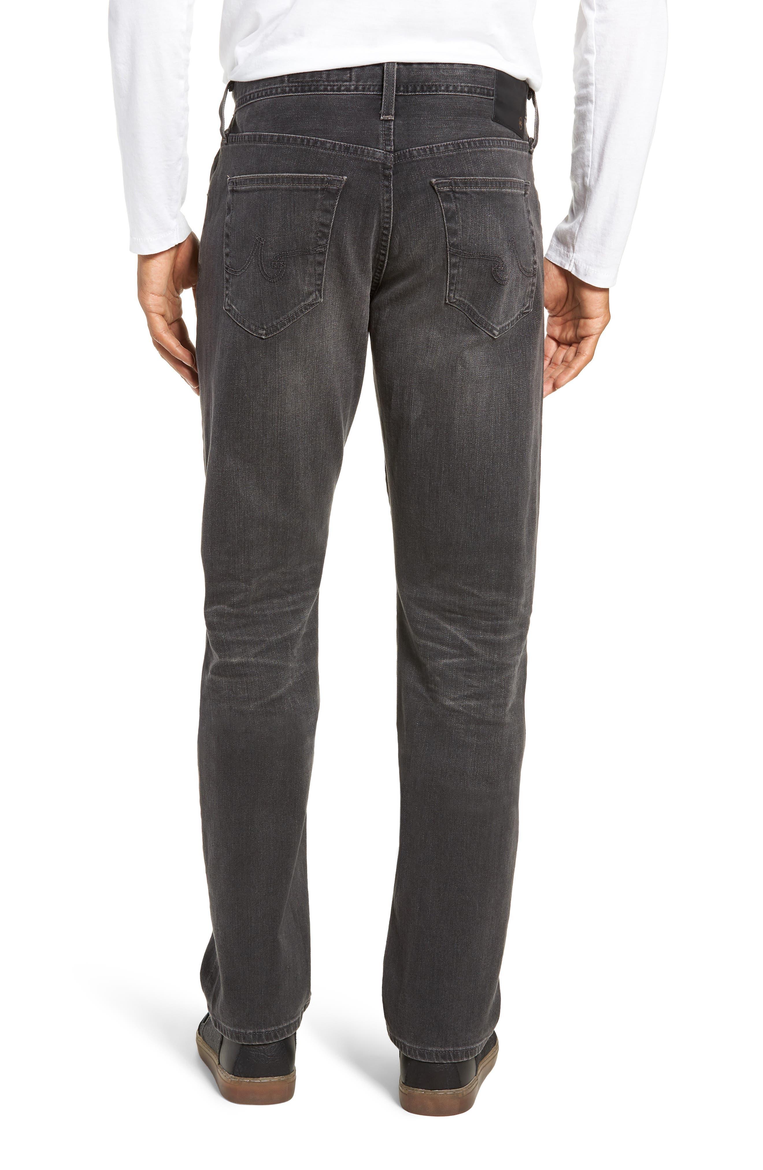 Graduate Slim Straight Leg Jeans,                             Alternate thumbnail 2, color,                             6 YEARS ARCADE