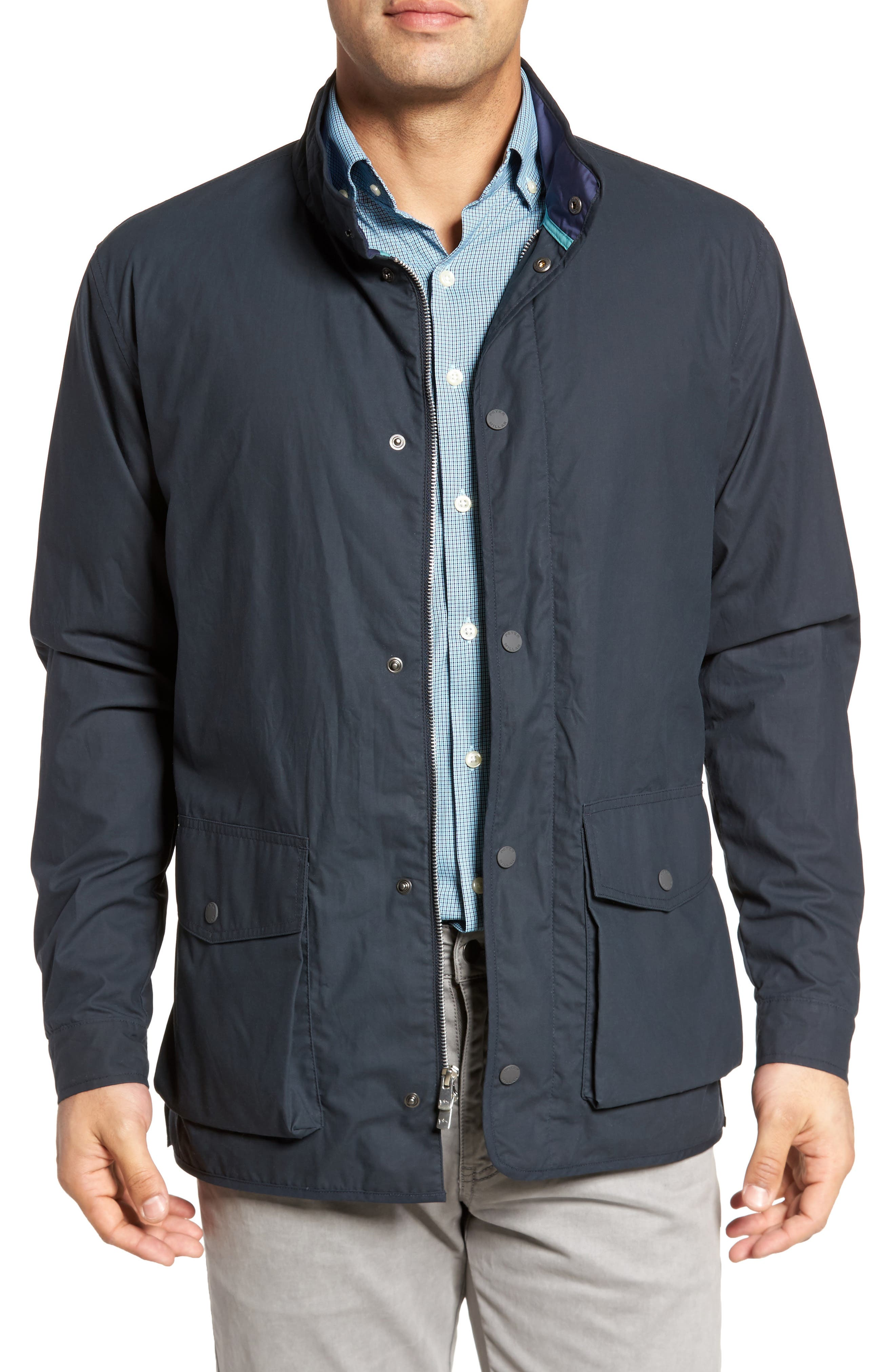 Harrison Wine Country Field Jacket,                             Main thumbnail 2, color,
