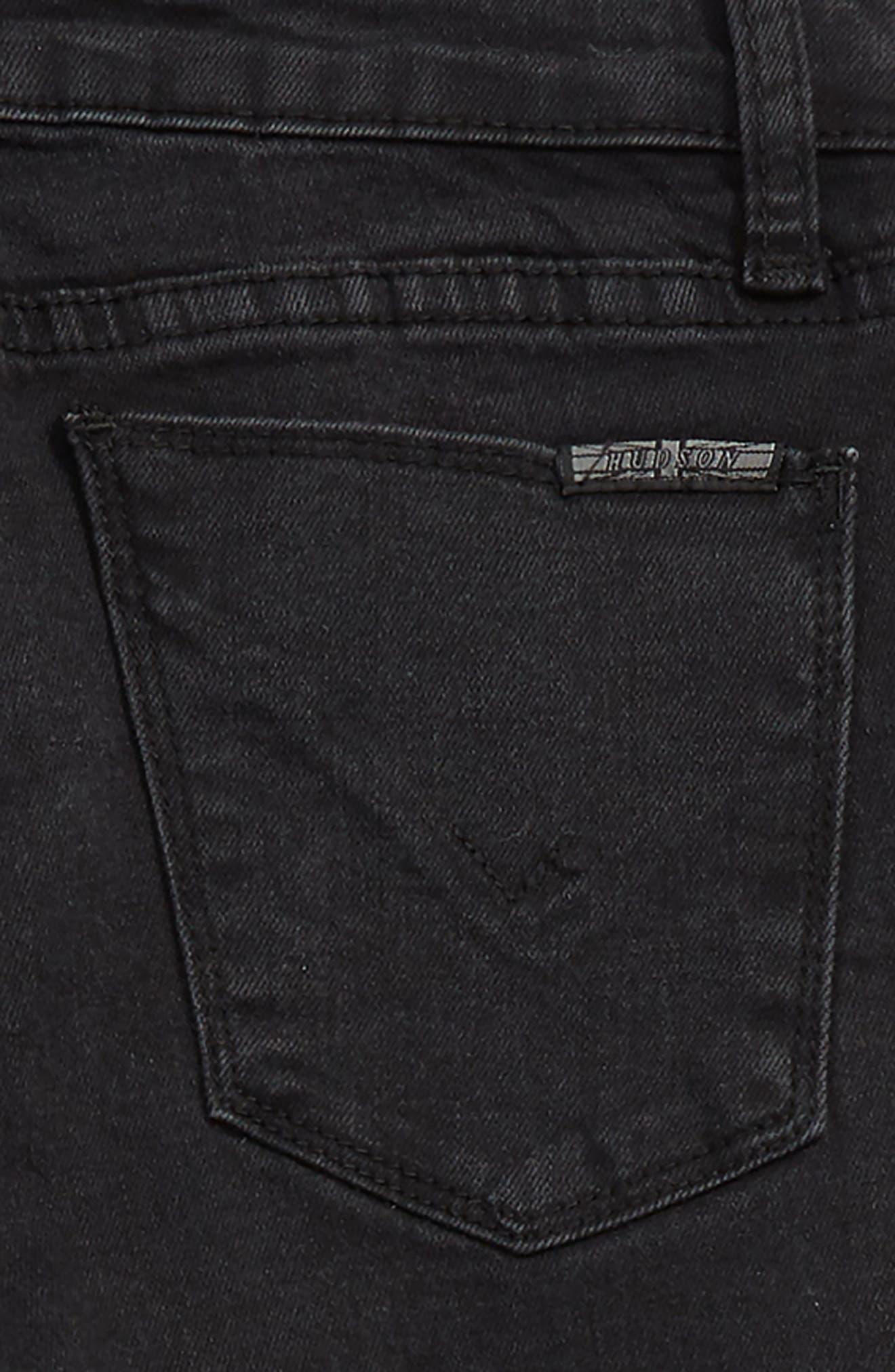 Jolene Star Skinny Jeans,                             Alternate thumbnail 3, color,                             017