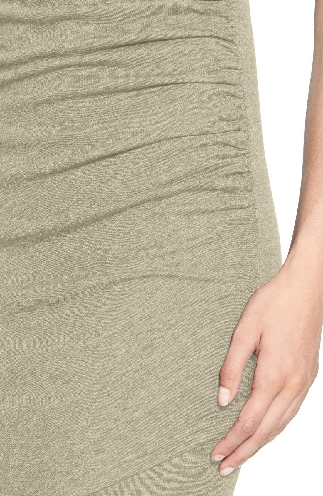 Ruched Body-Con Tank Dress,                             Alternate thumbnail 98, color,