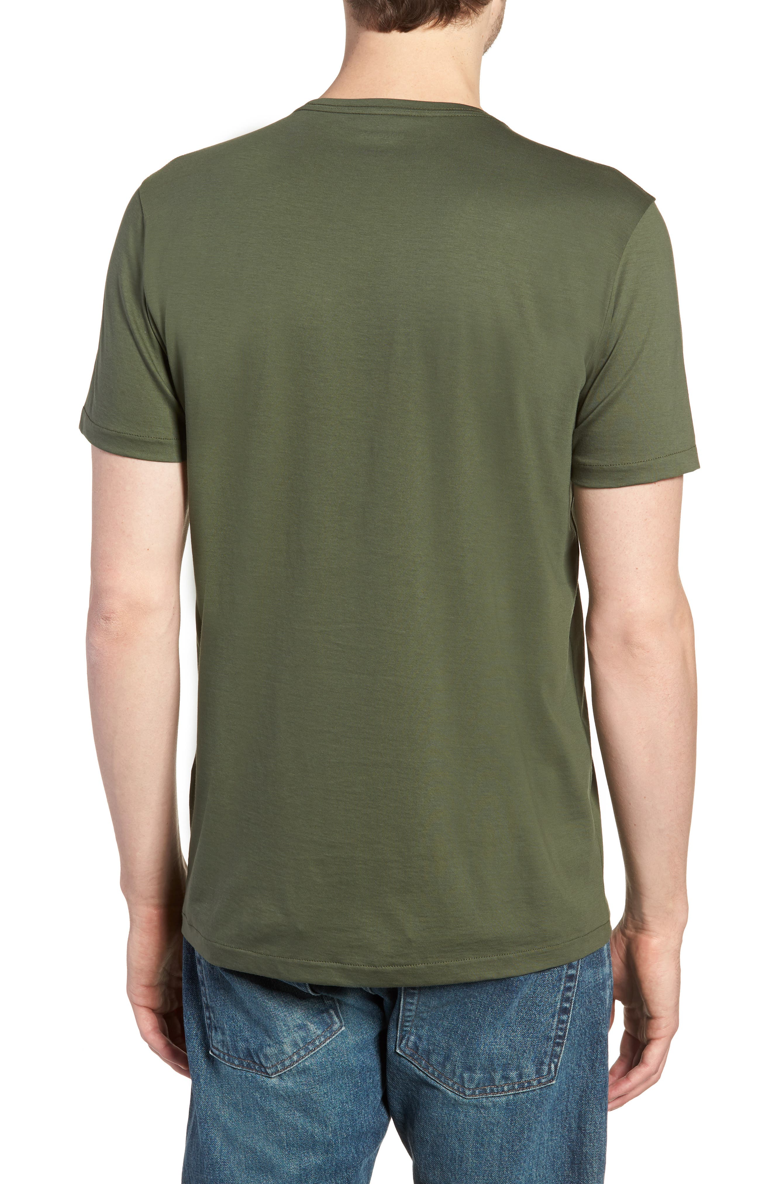 Refined T-Shirt,                             Alternate thumbnail 2, color,                             300