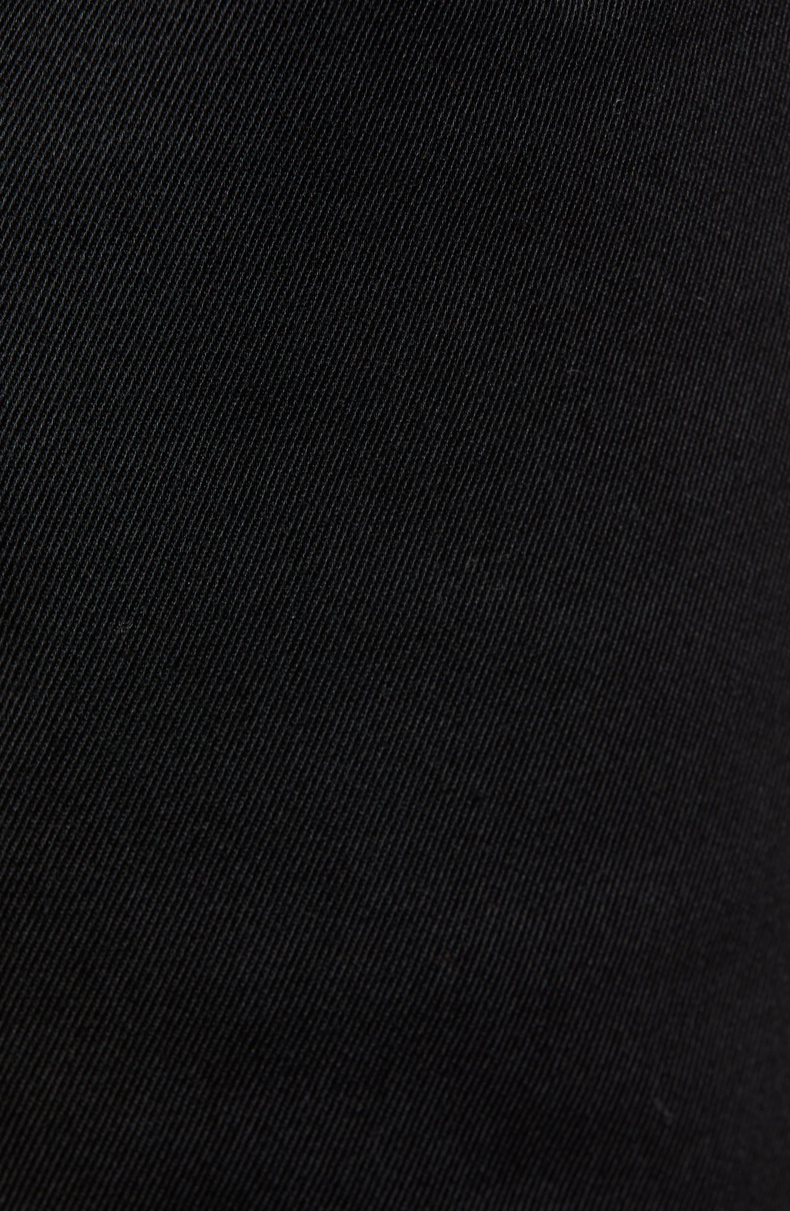 CARHARTT WORK IN PROGRESS,                             Abbott Pants,                             Alternate thumbnail 5, color,                             BLACK