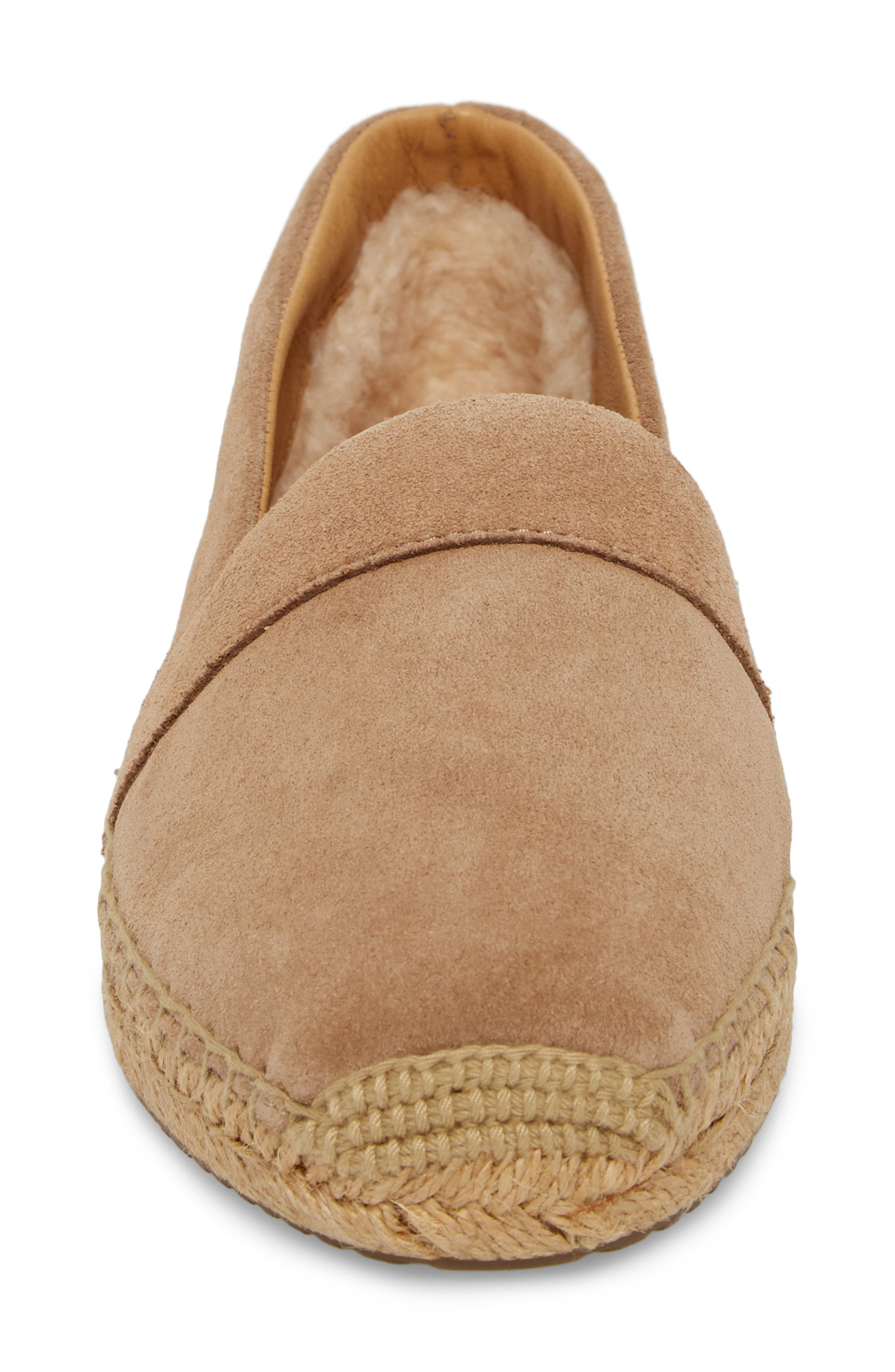 Reneda Espadrille Slip-On,                             Alternate thumbnail 4, color,                             250